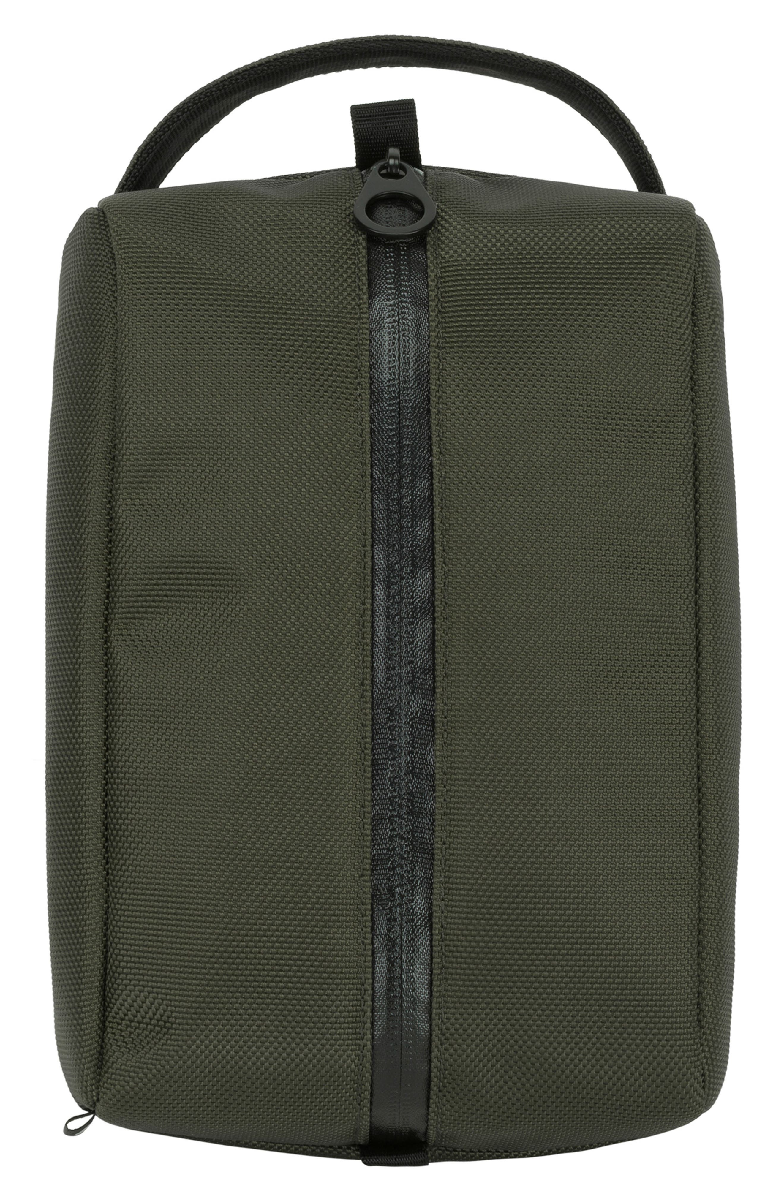 Dopp Travel Kit,                         Main,                         color, Anthracite