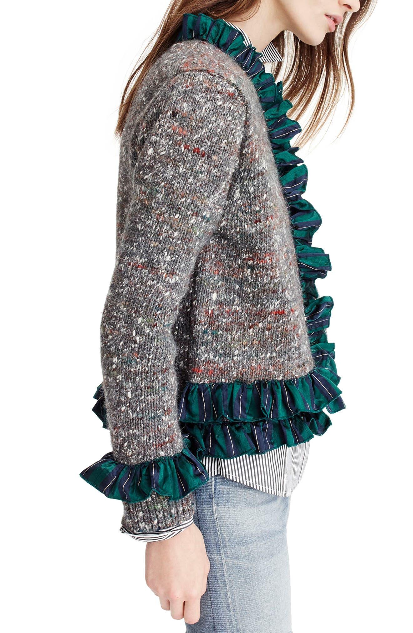 Alternate Image 3  - J.Crew Sweater Lady Jacket