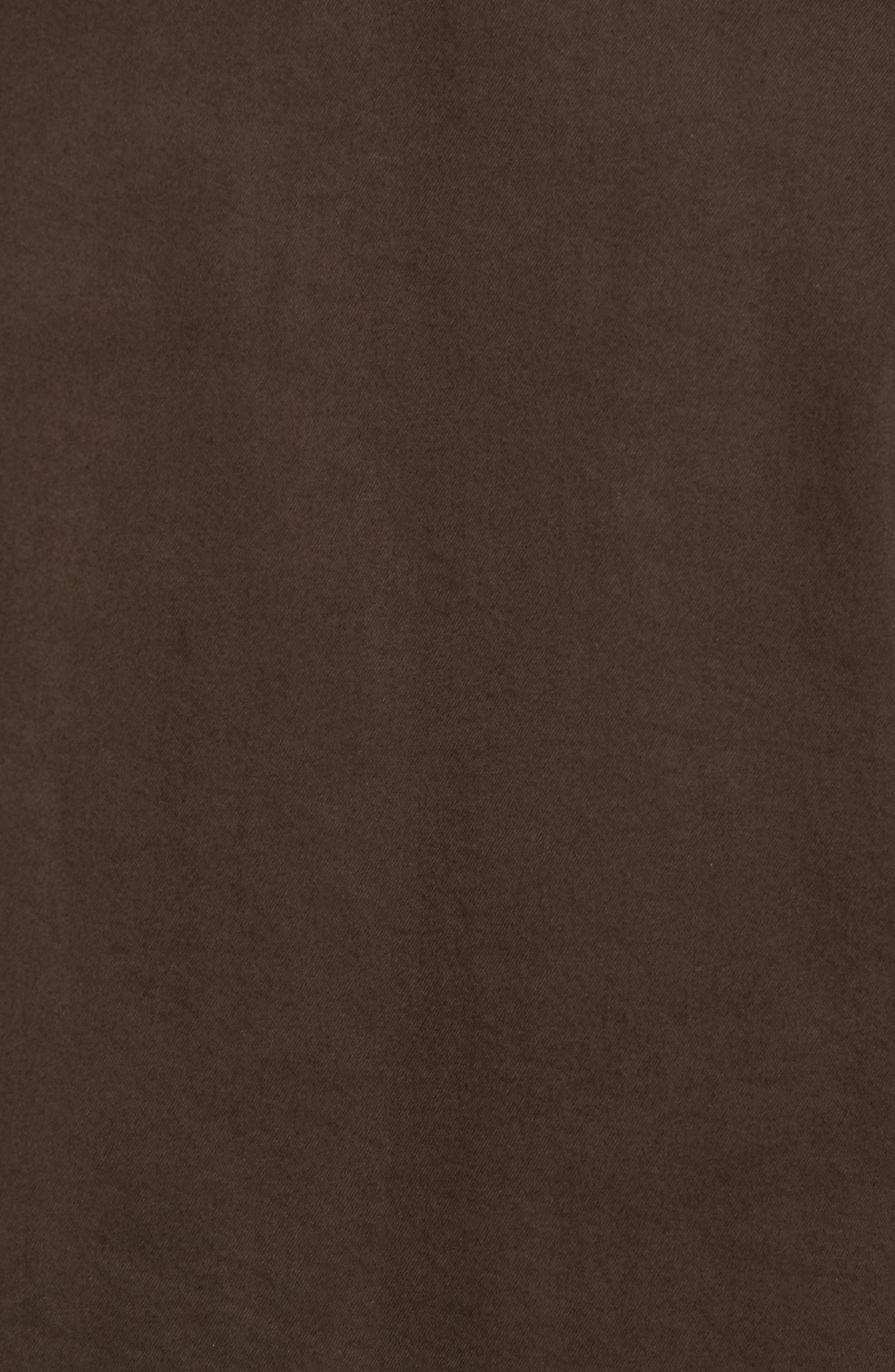 Alternate Image 5  - Billy Reid Selvedge Denim Sport Shirt