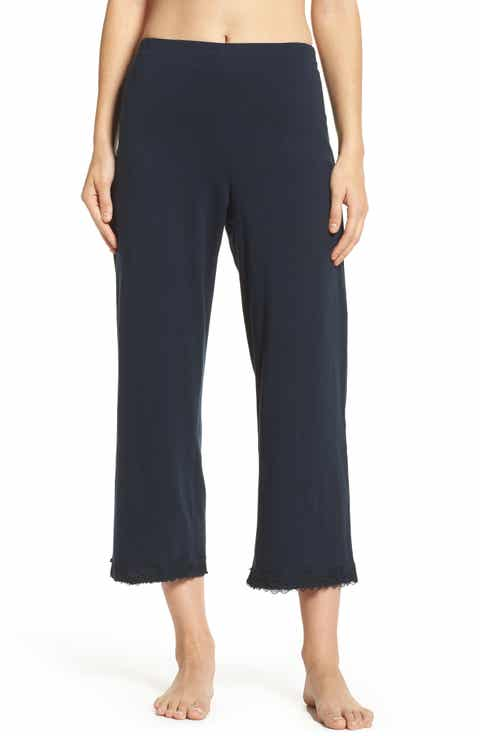 skin Que Crop Organic Cotton Lounge Pants