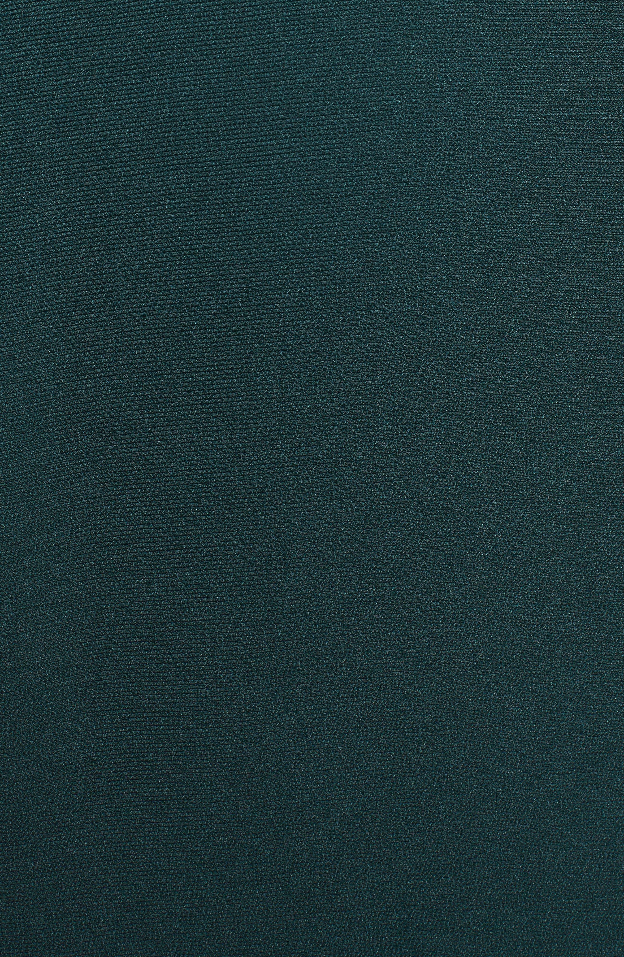 Dalesana Sheath Dress,                             Alternate thumbnail 5, color,                             Peacock Green