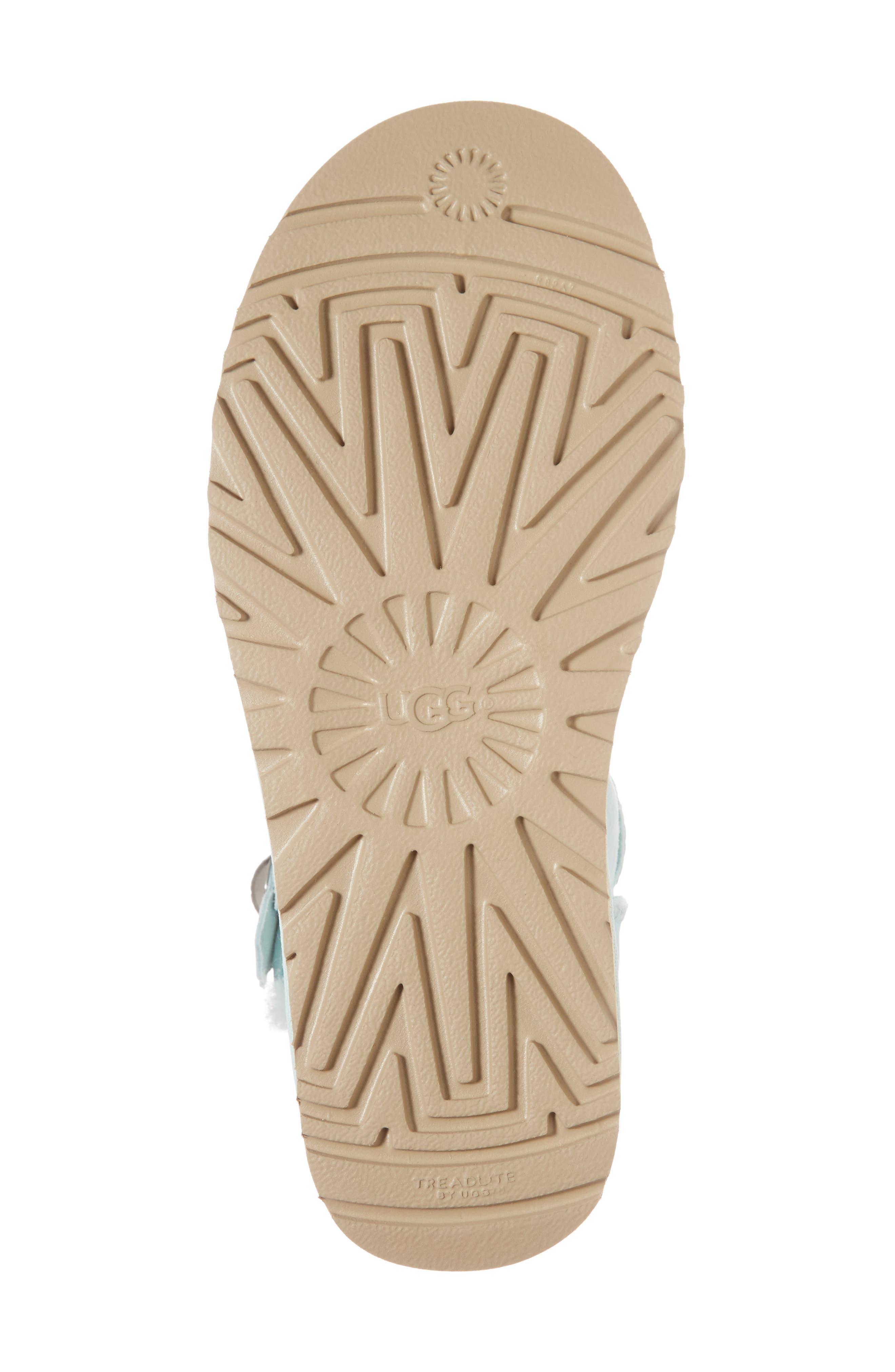 Alternate Image 6  - UGG® Mini Bailey Button Poppy Boot (Women)