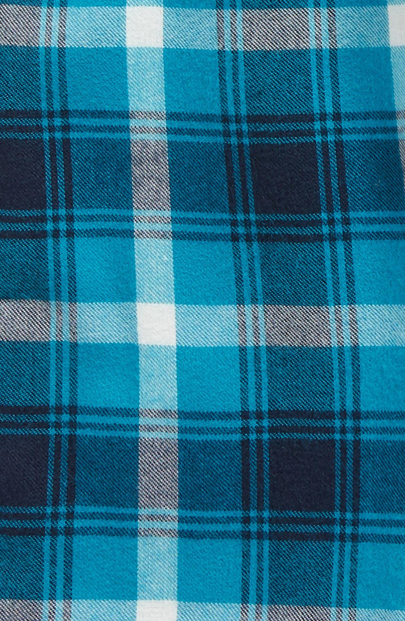 Alternate Image 2  - Tucker + Tate Flannel Shorts (Big Boys)