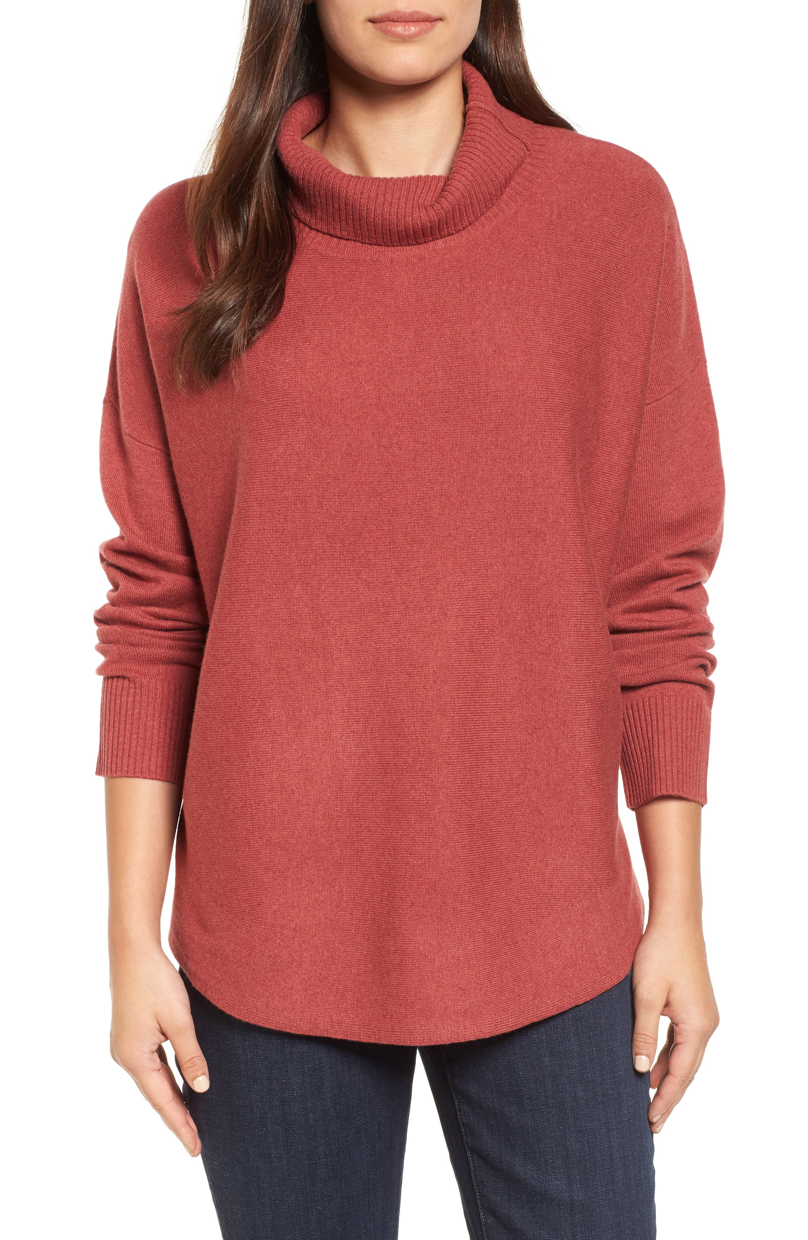 Red Pink Sweater Baggage Clothing