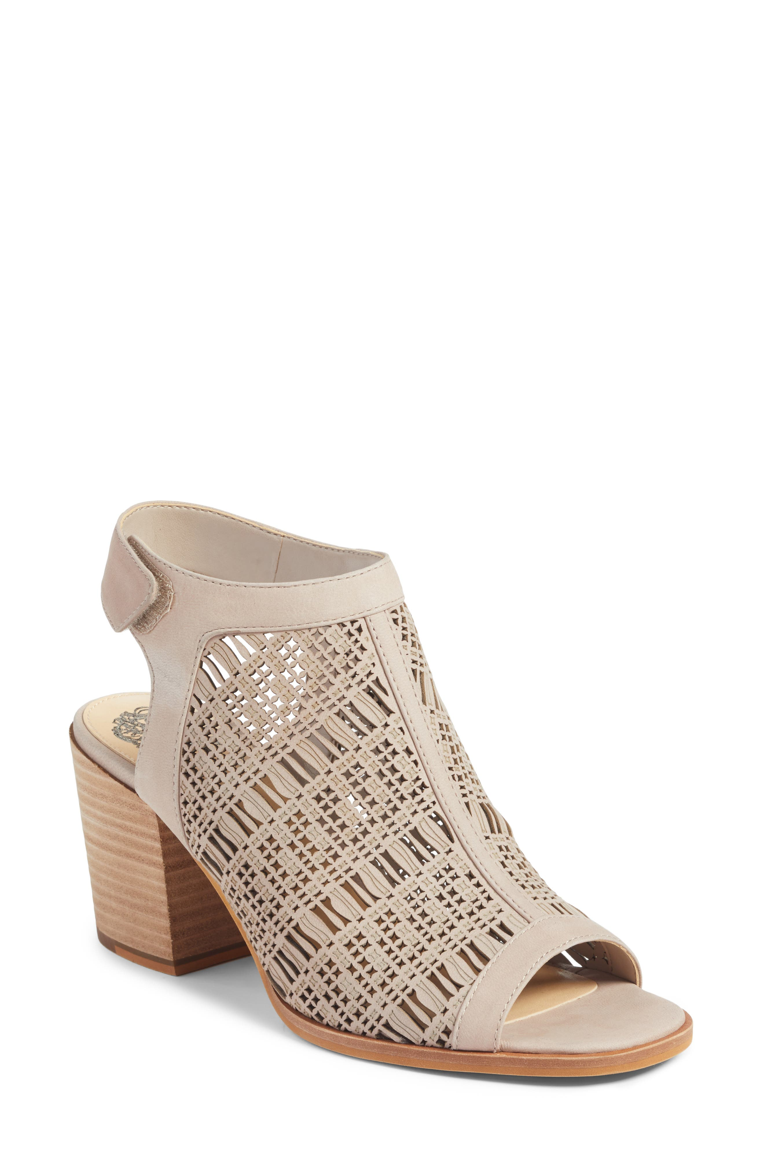 Keannie Sandal,                         Main,                         color, Tipsy Taupe Nubuck Leather
