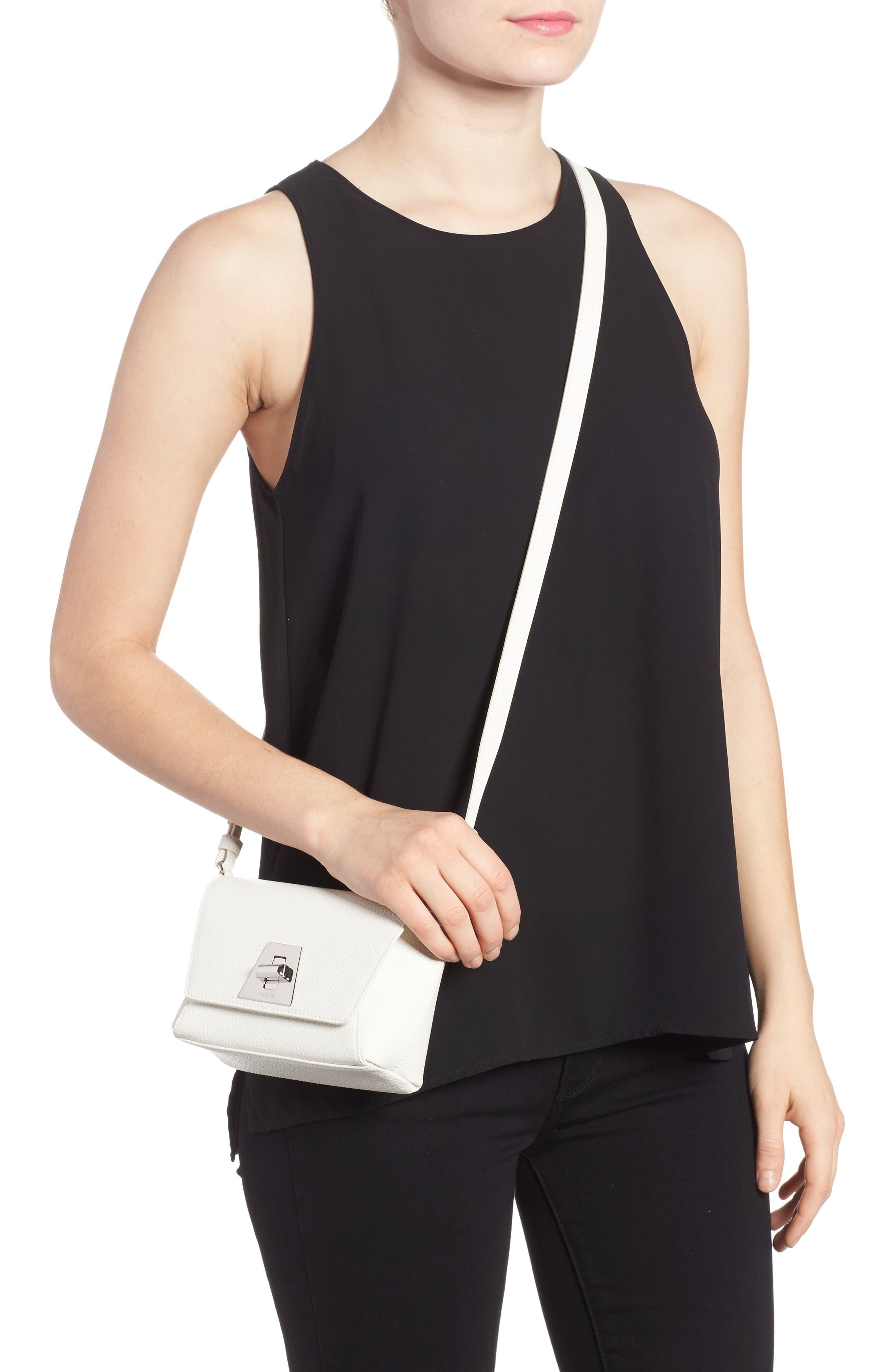 Alternate Image 2  - Akris Little Anouk Calfskin Crossbody Bag
