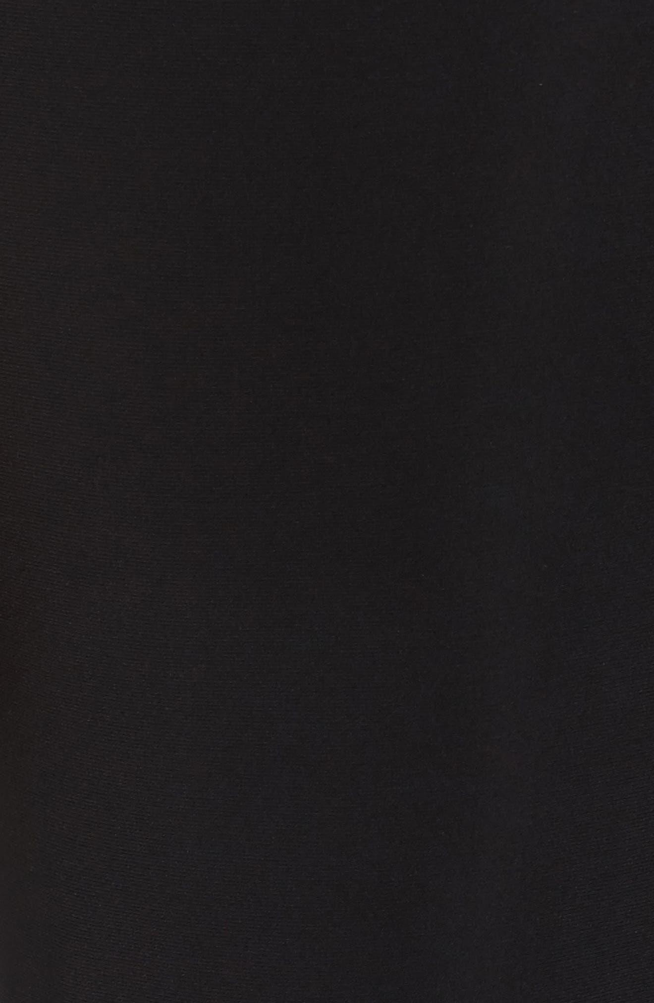 Alternate Image 5  - Marina Embellished Cowl Back Jumpsuit (Plus Size)