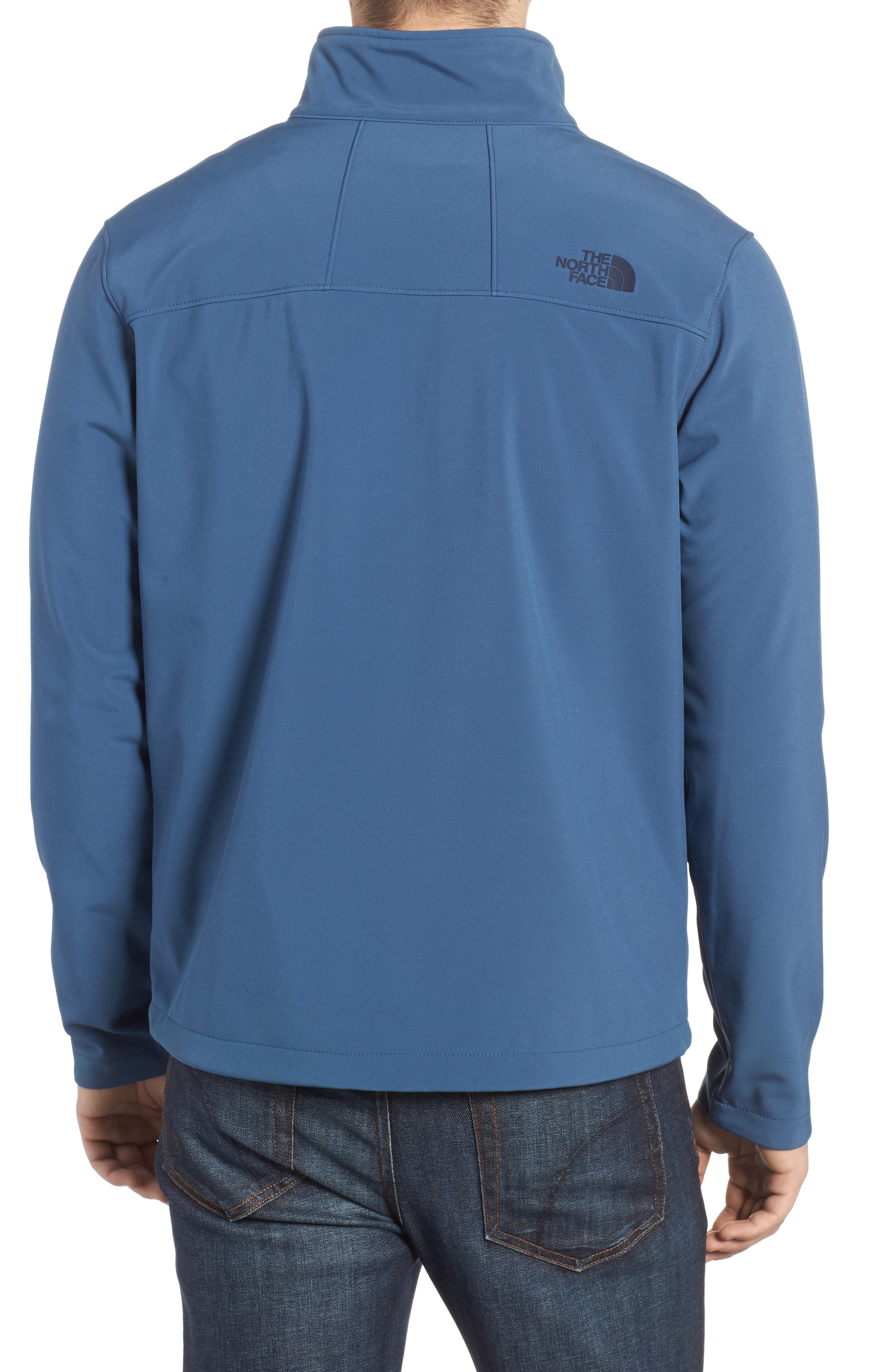 Alternate Image 2  - The North Face 'Apex Bionic 2' Windproof & Water Resistant Soft Shell Jacket