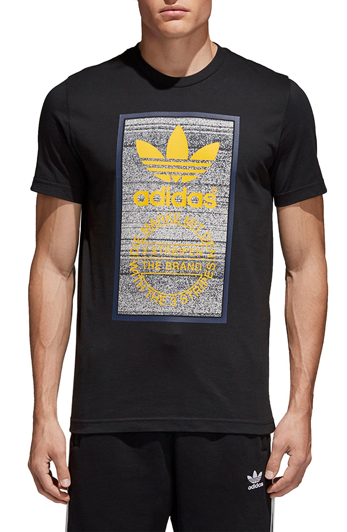 adidas Originals Traction in Action T-Shirt