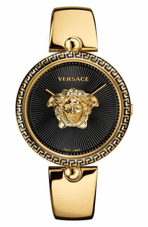 5addcd697fa9 Versace Palazzo Empire Semi Bangle Bracelet Watch