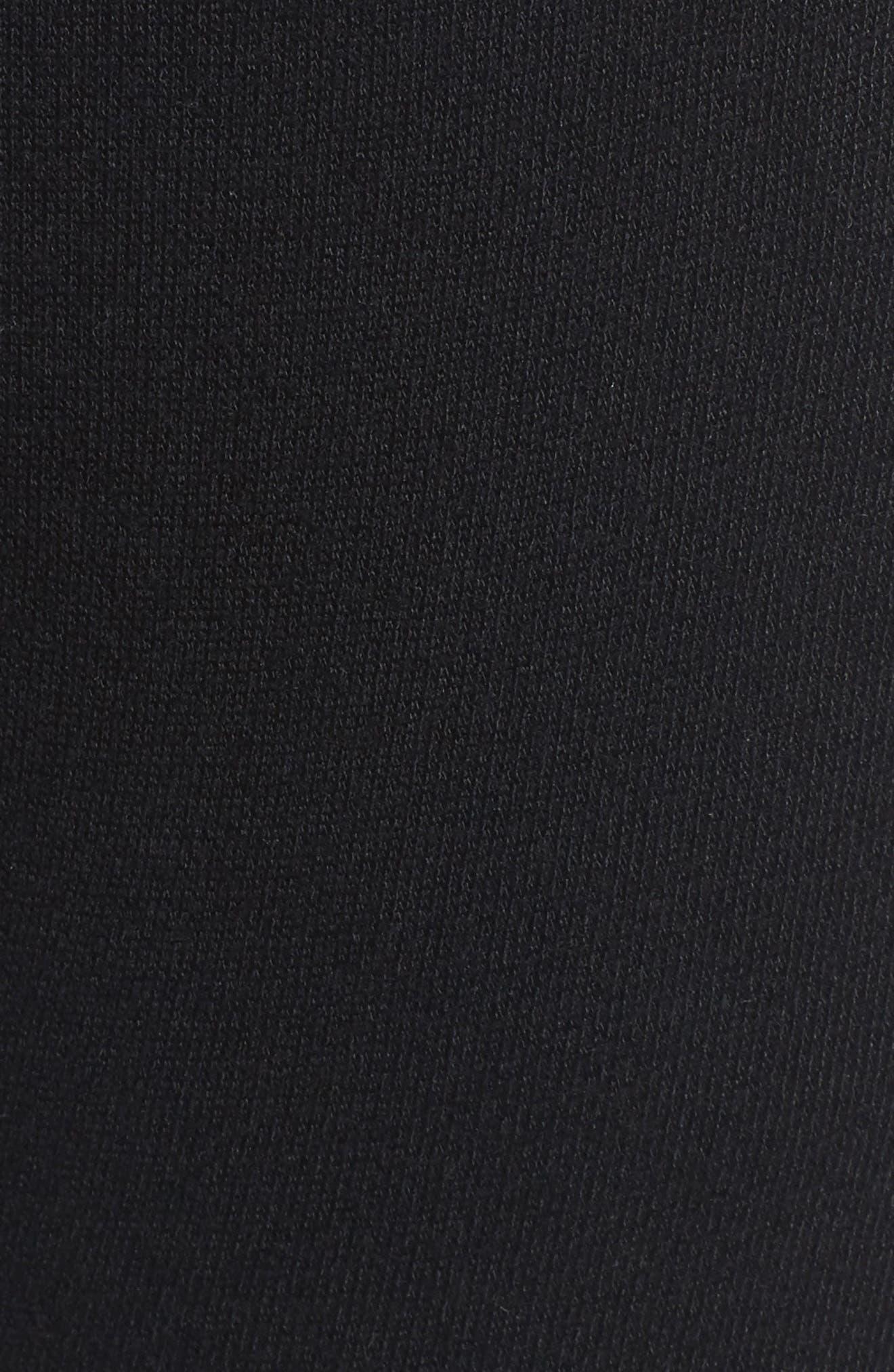 Gravity Sweatpants,                             Alternate thumbnail 6, color,                             Black Cat