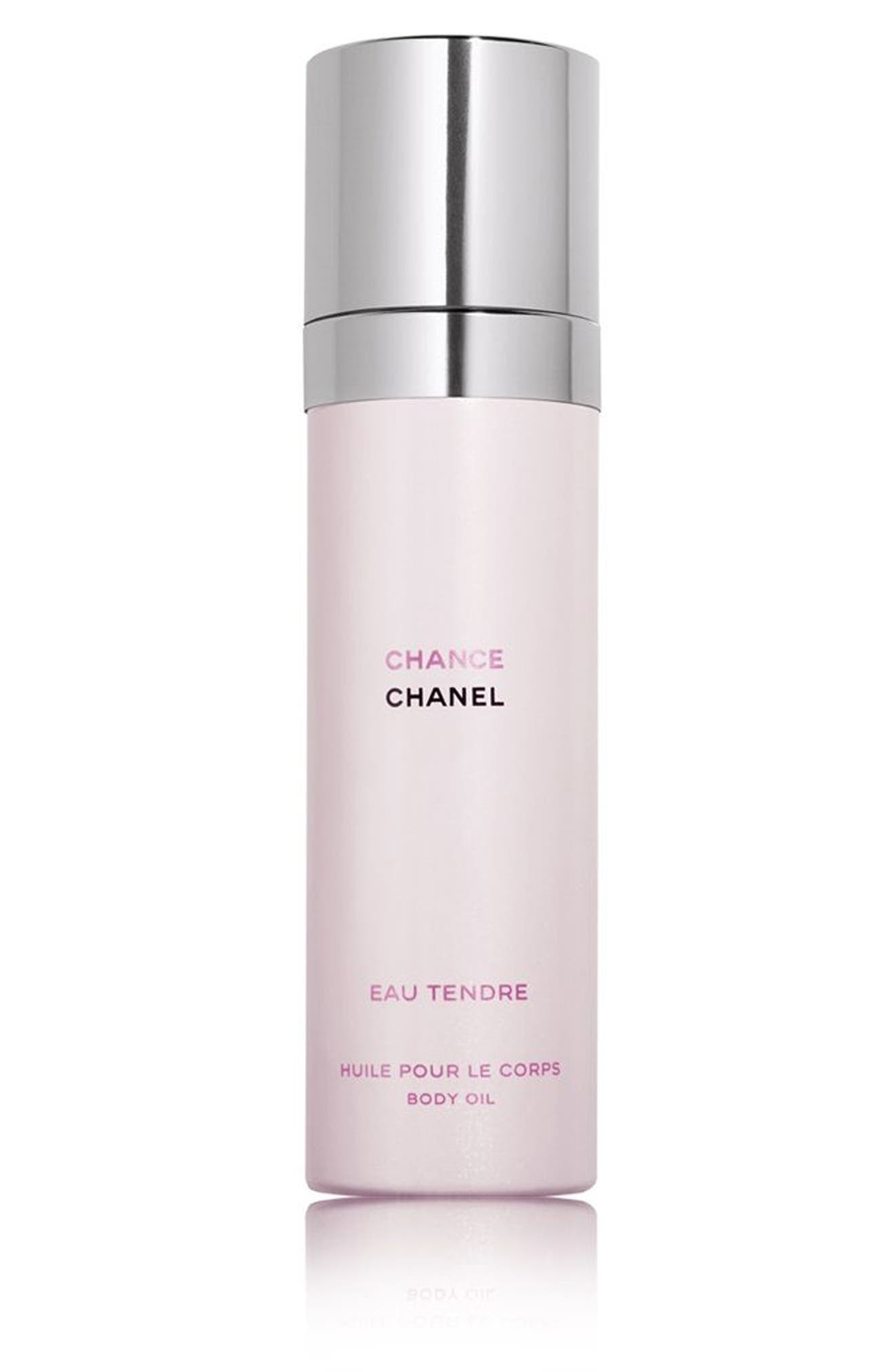 Main Image - CHANEL CHANCE EAU TENDRE  Body Oil Spray (Limited Edition)