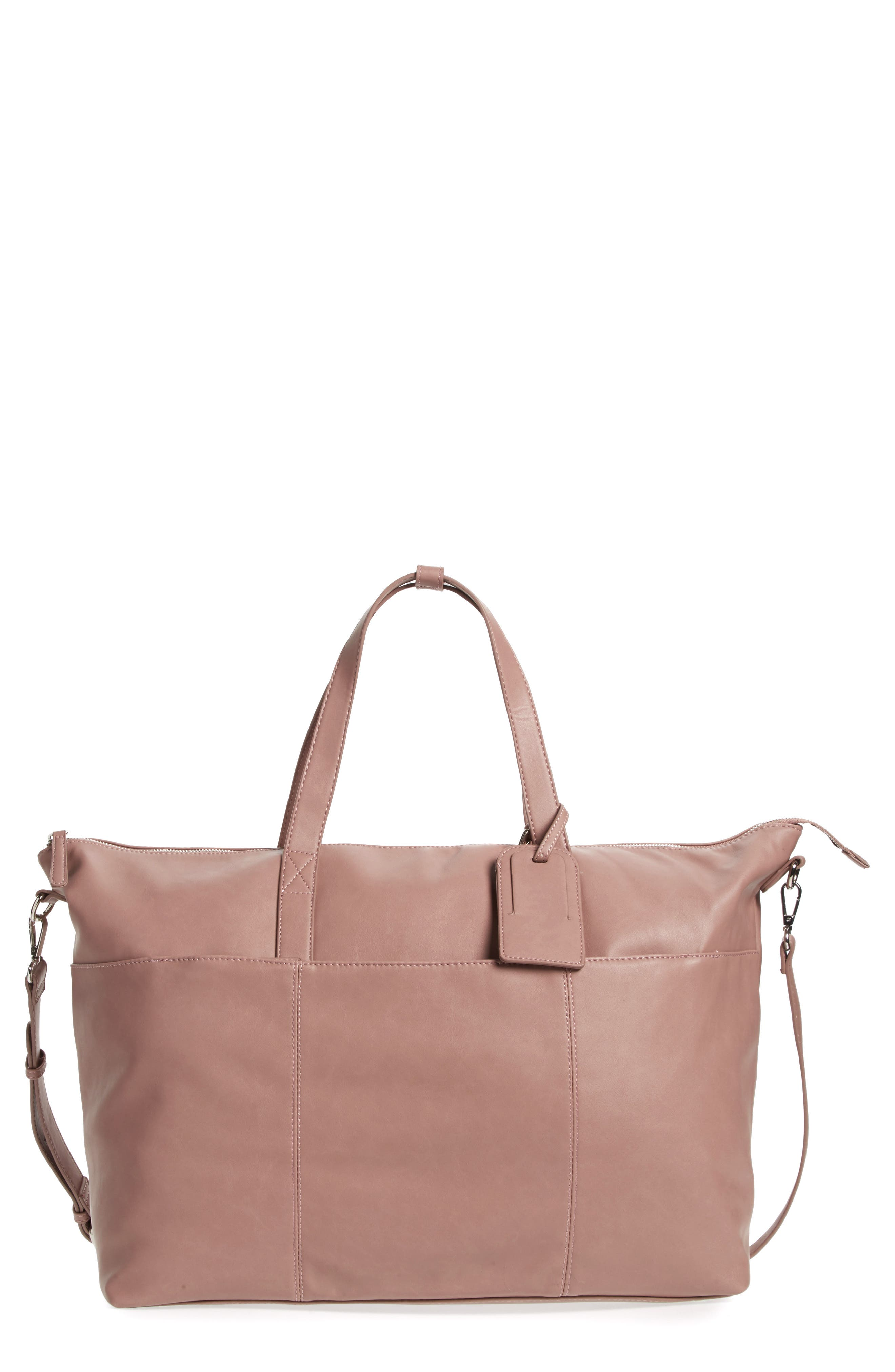 Main Image - Sole Society Kelis Duffel Bag