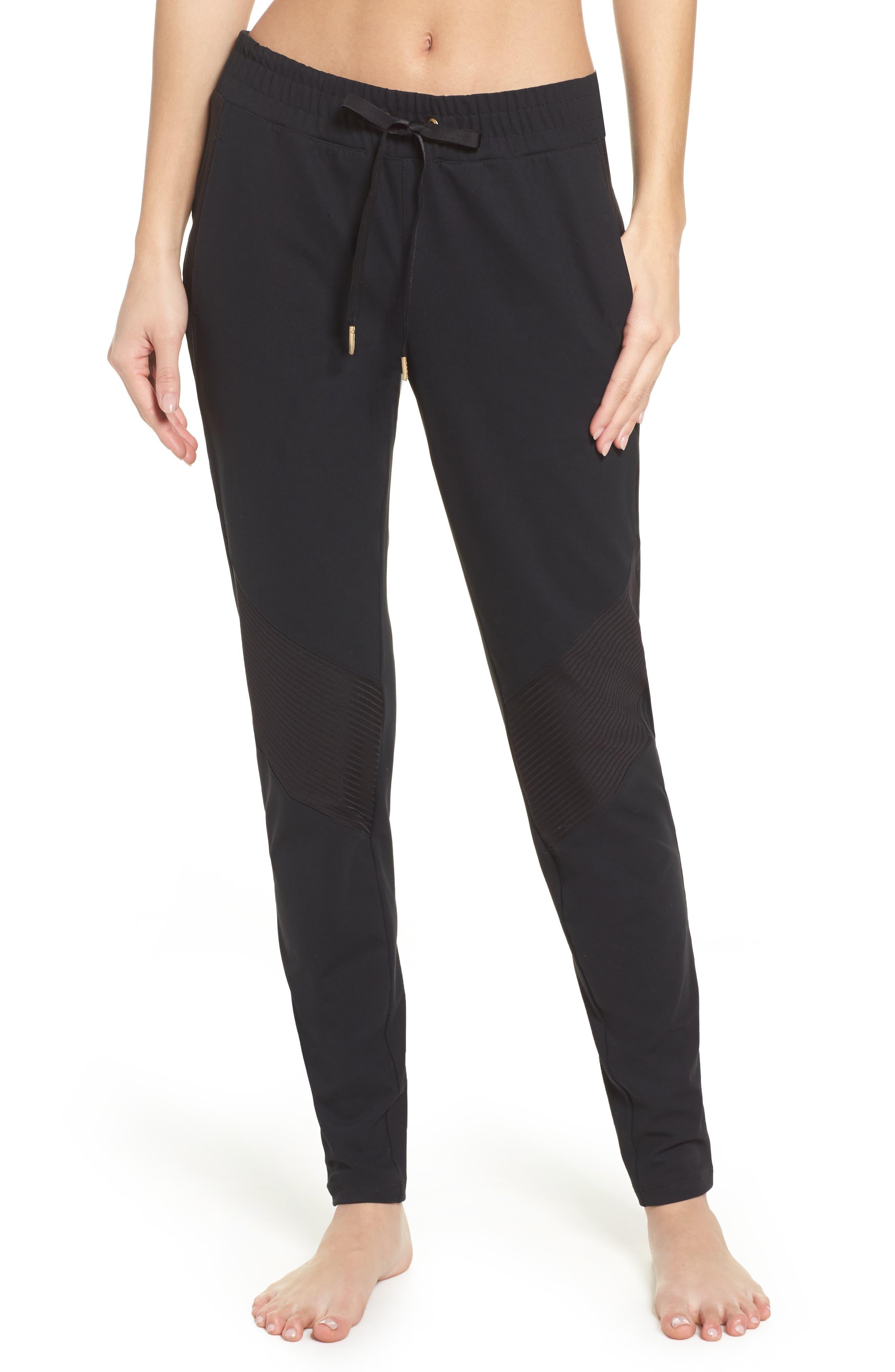 Flight Pants,                         Main,                         color, Black