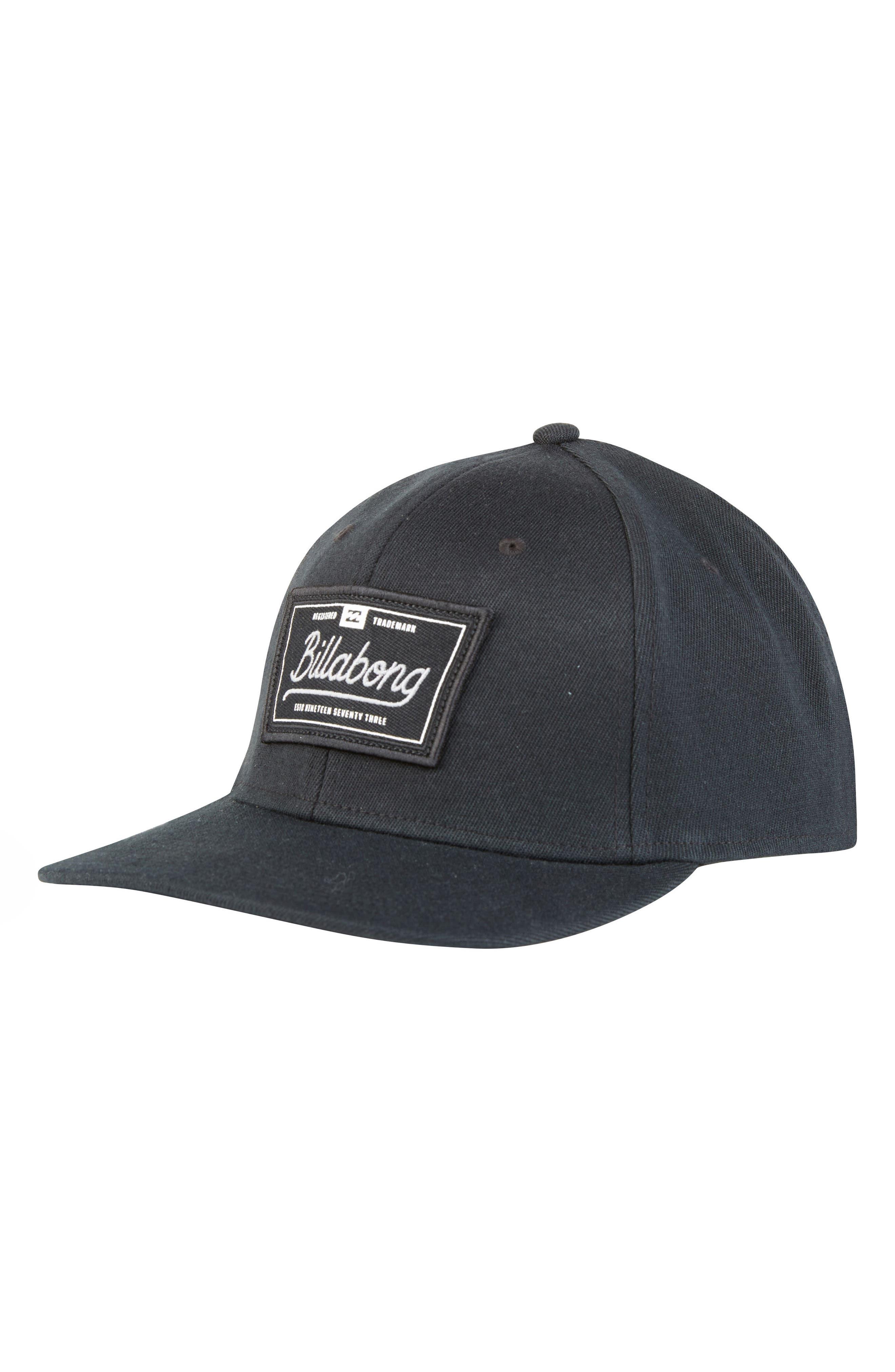 Main Image - Billabong Walled Stretch Baseball Cap
