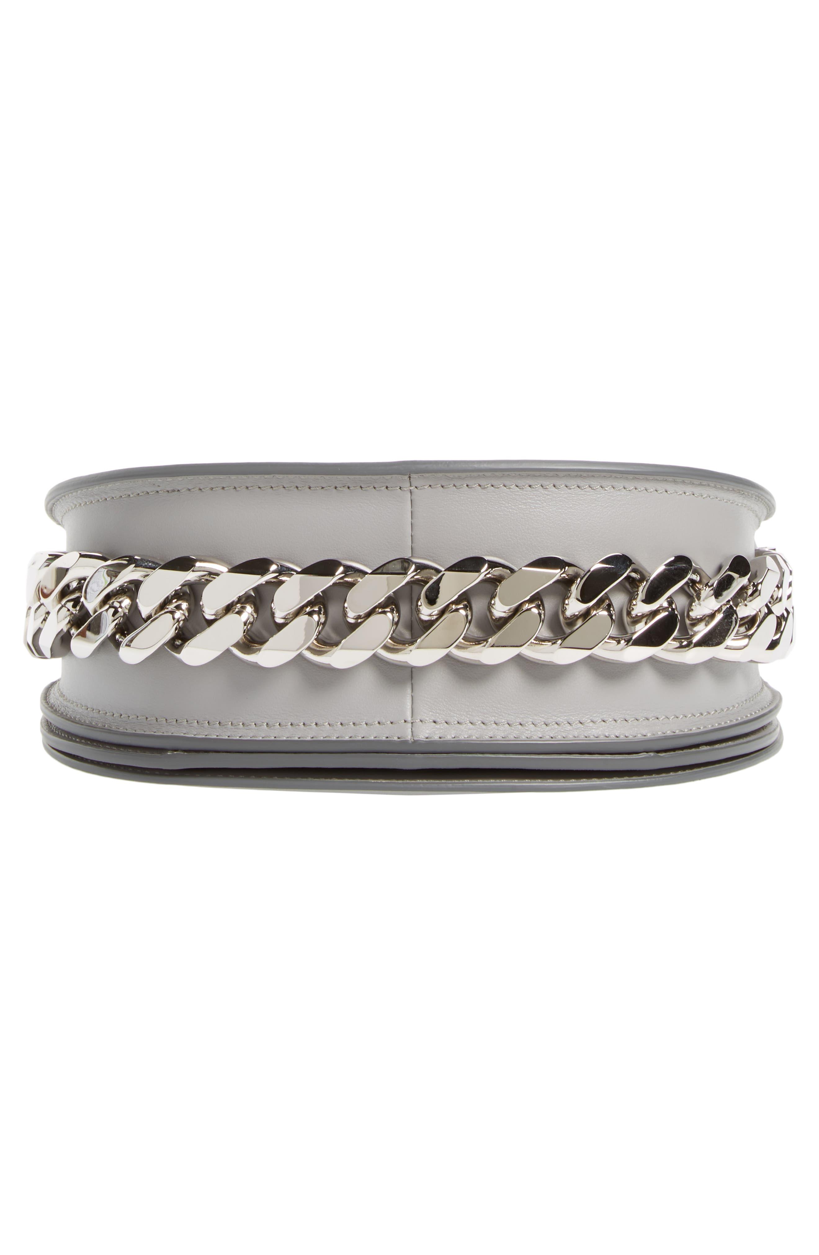 Alternate Image 6  - Givenchy Mini Infinity Calfskin Leather Saddle Bag