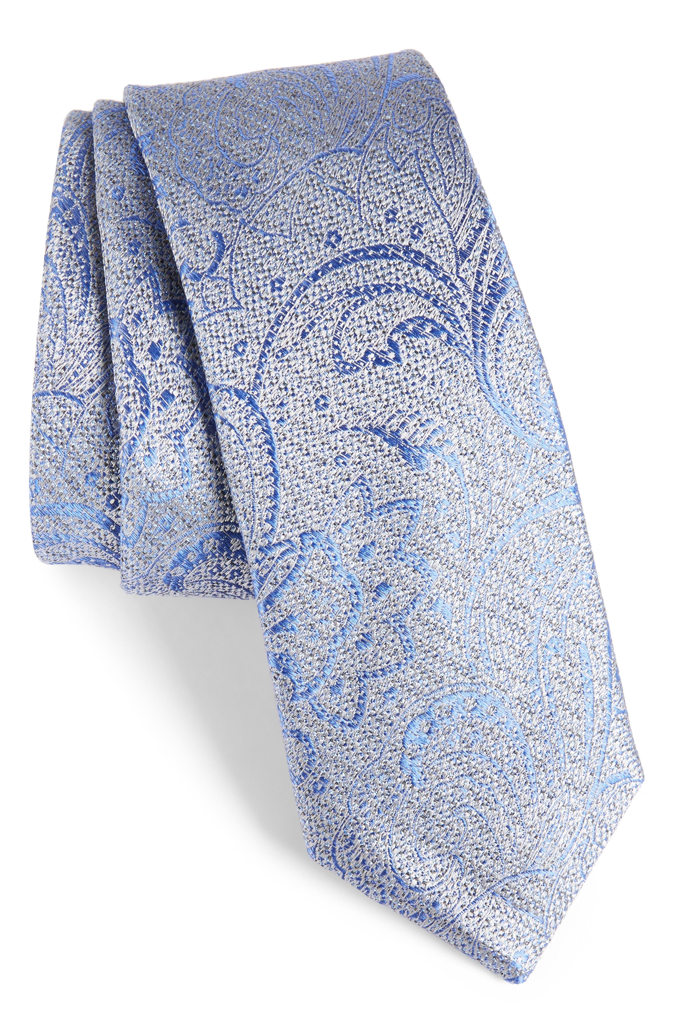 Calibrate Hawkins Botanical Silk Tie