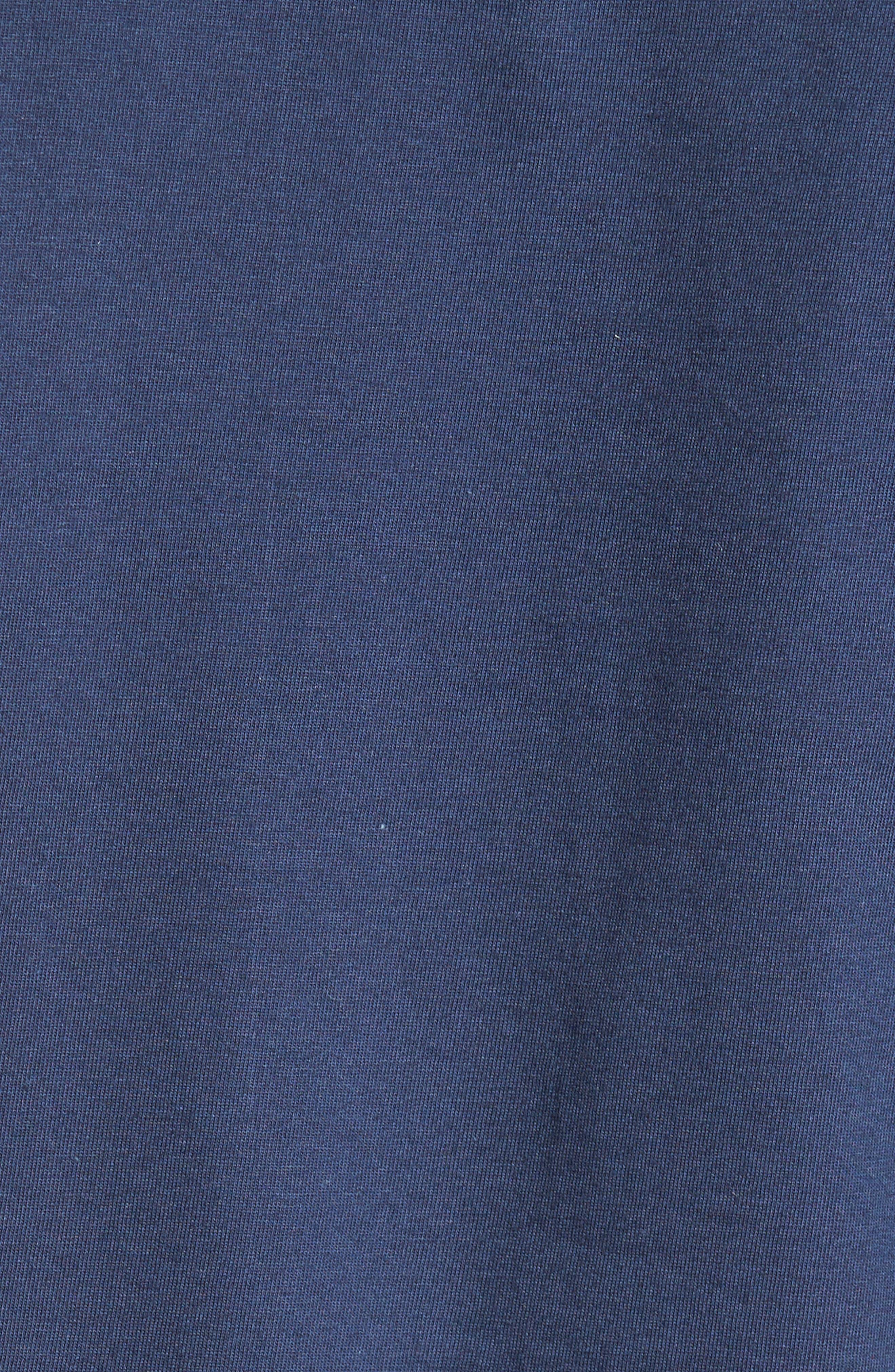 Glitch Motors T-Shirt,                             Alternate thumbnail 5, color,                             Federal Blue