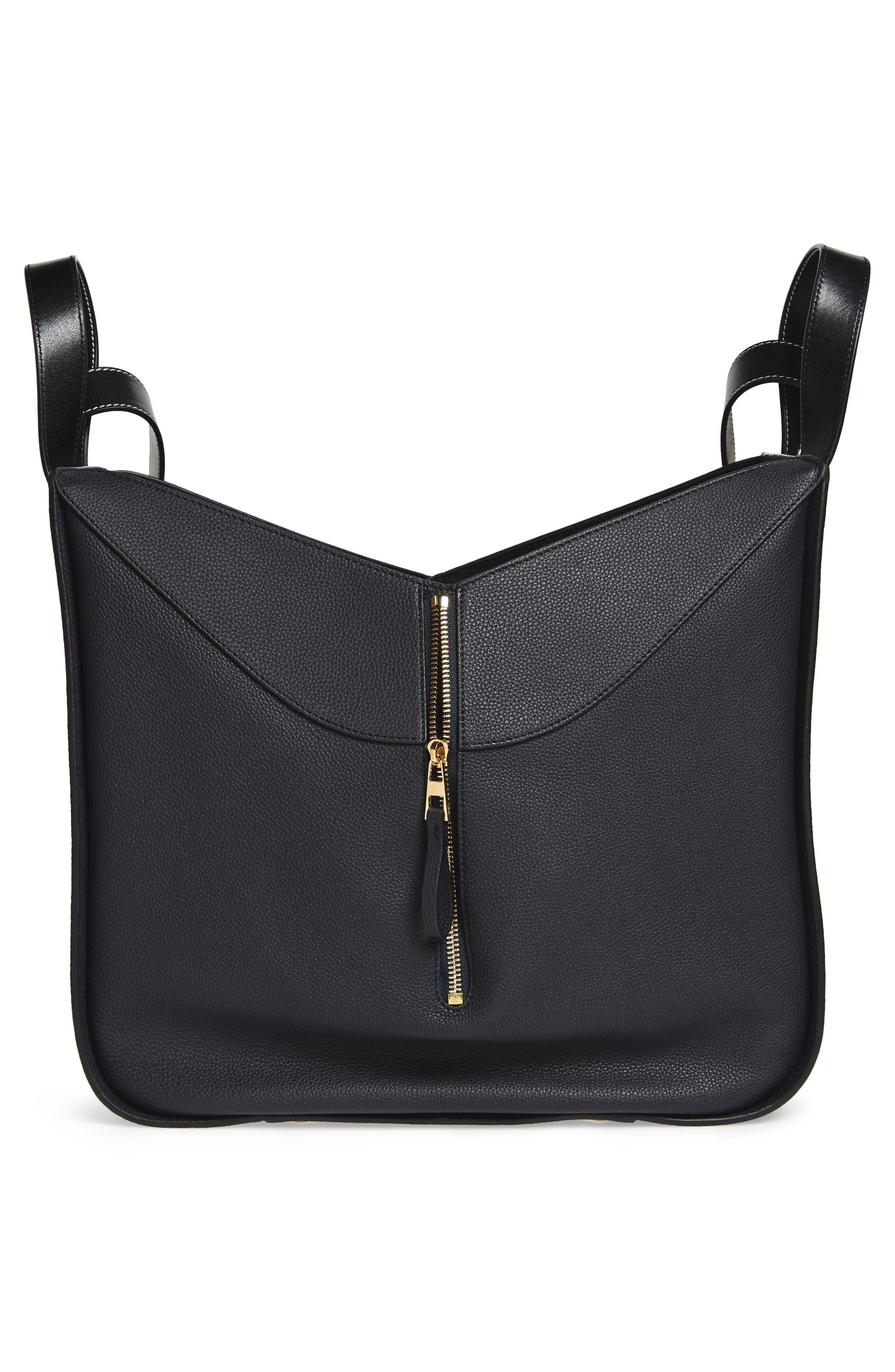 Alternate Image 3  - Loewe Medium Hammock Calfskin Leather Shoulder Bag