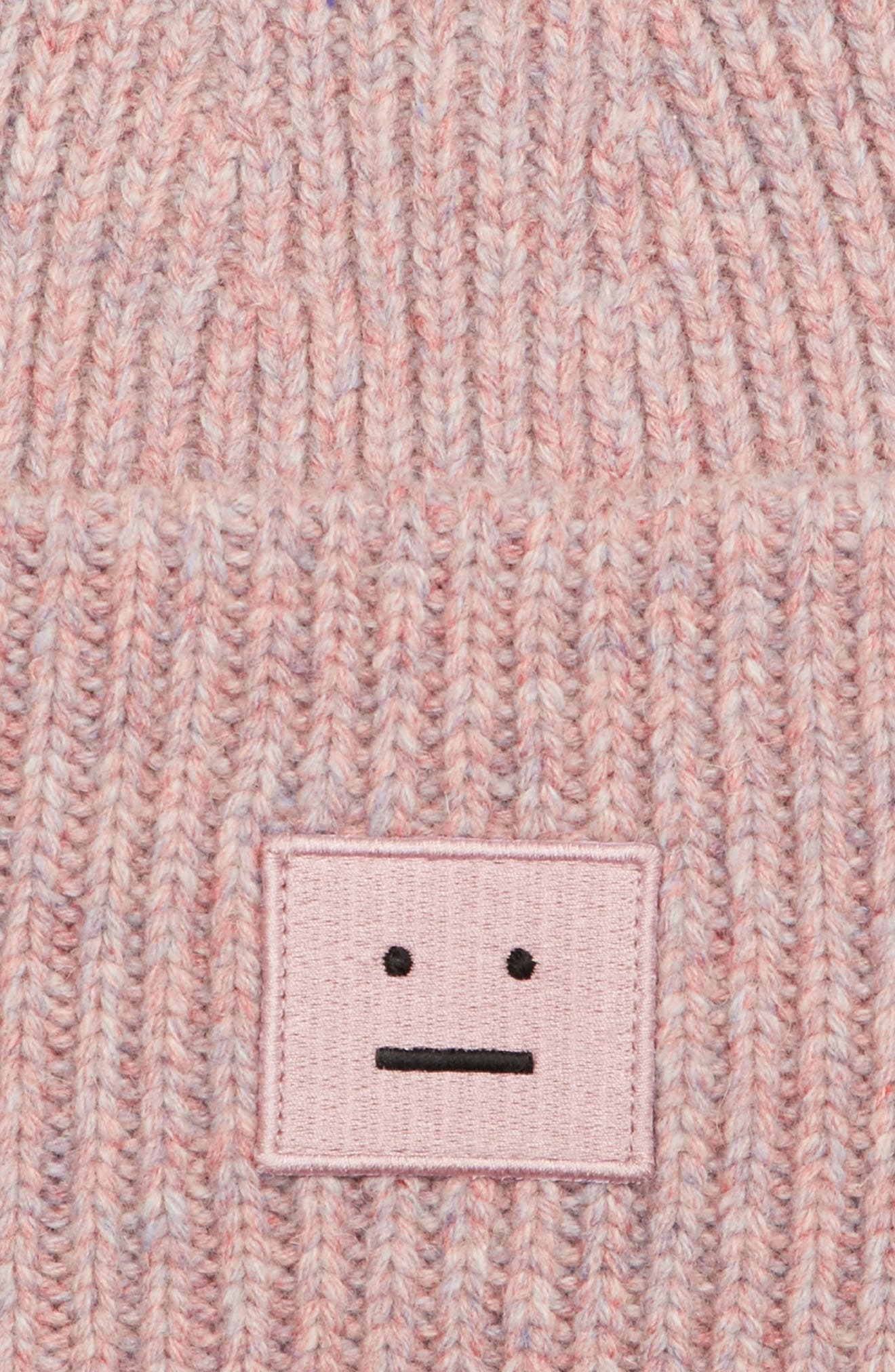 Alternate Image 2  - ACNE Studios Pansy Rib Knit Beanie