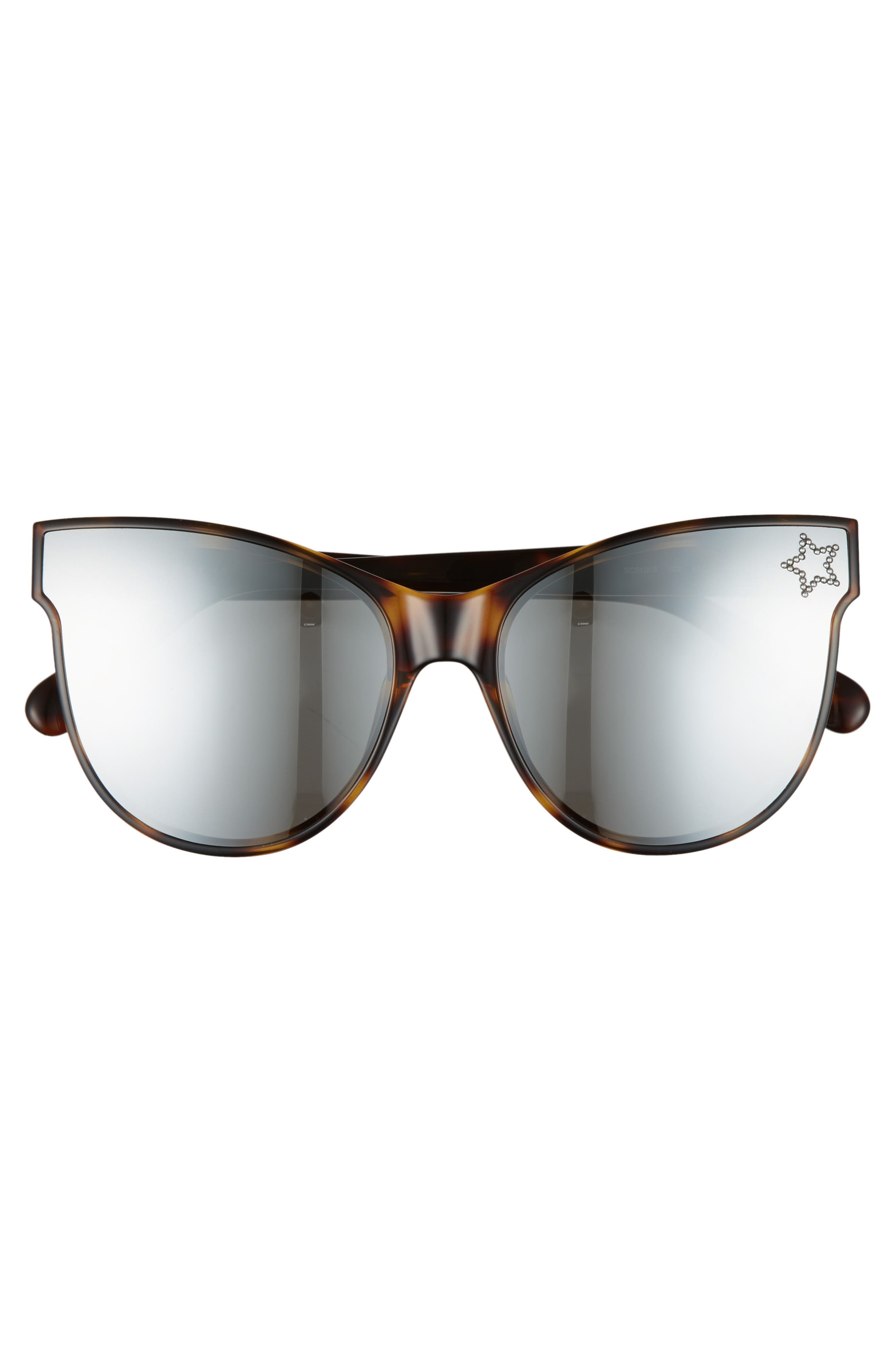 Alternate Image 3  - Stella McCartney 61mm Cat Eye Sunglasses
