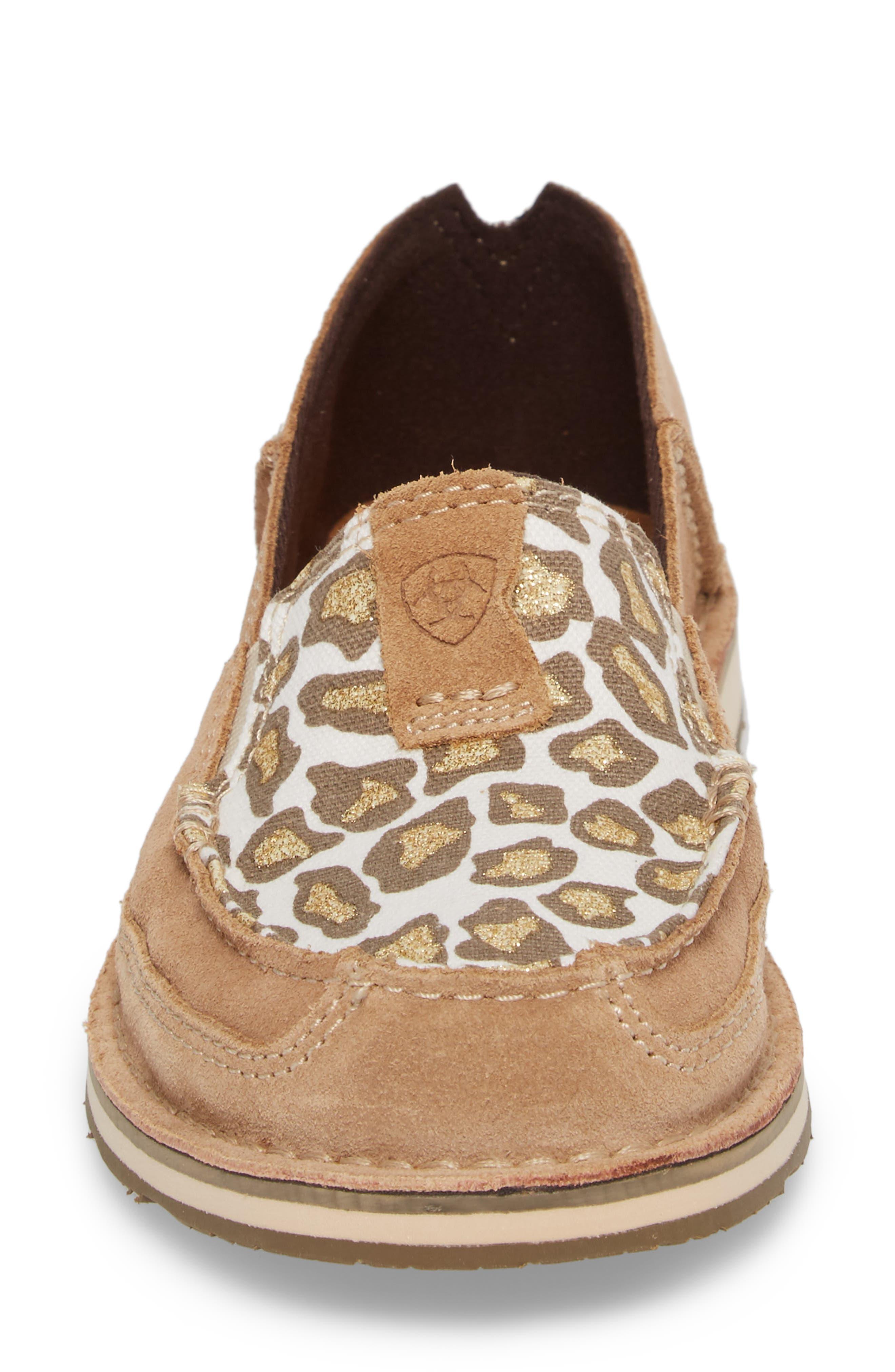 Alternate Image 4  - Ariat Cruiser Slip-On Loafer (Women)