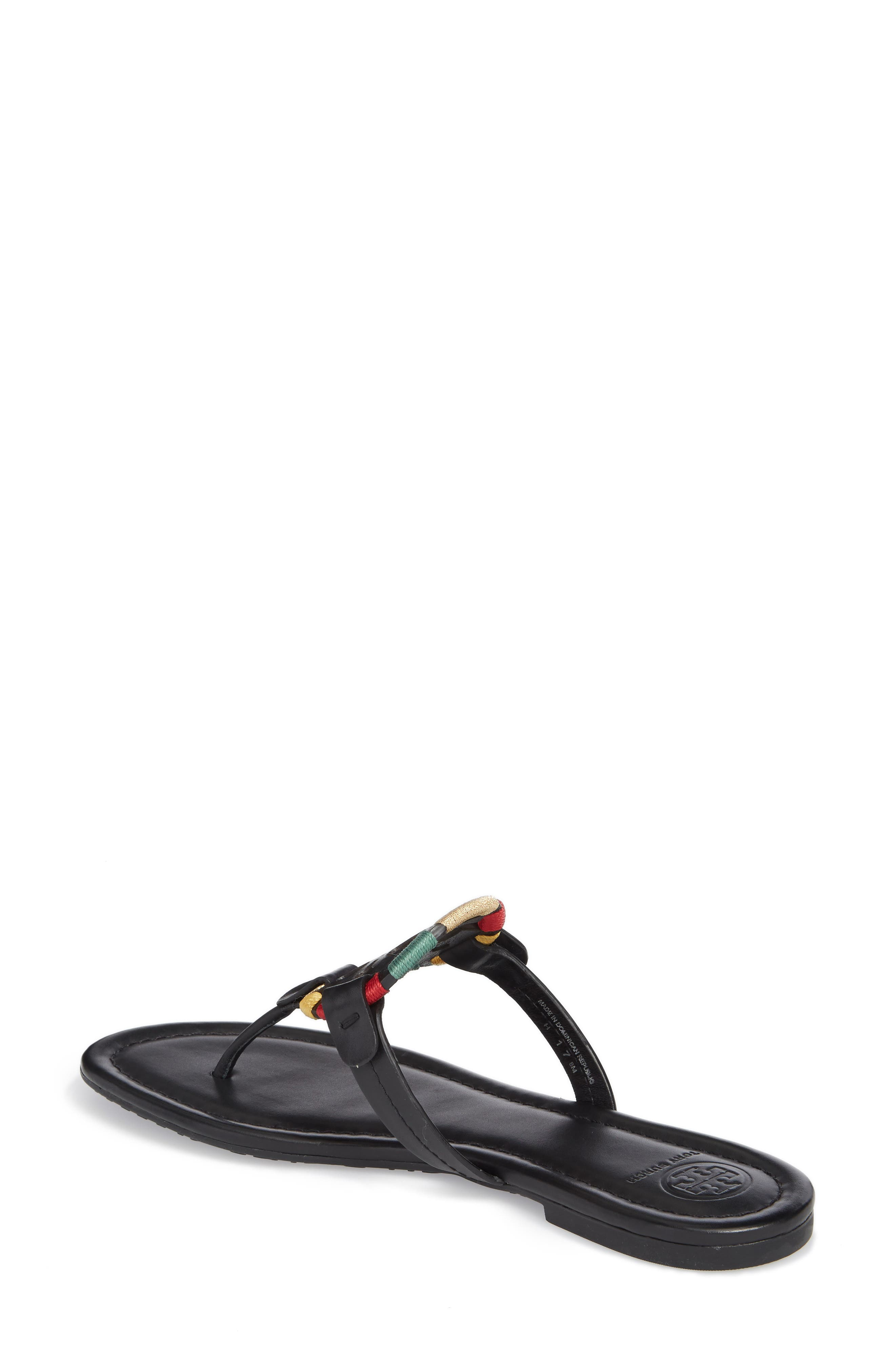 Alternate Image 2  - Tory Burch Miller Sandal (Women)
