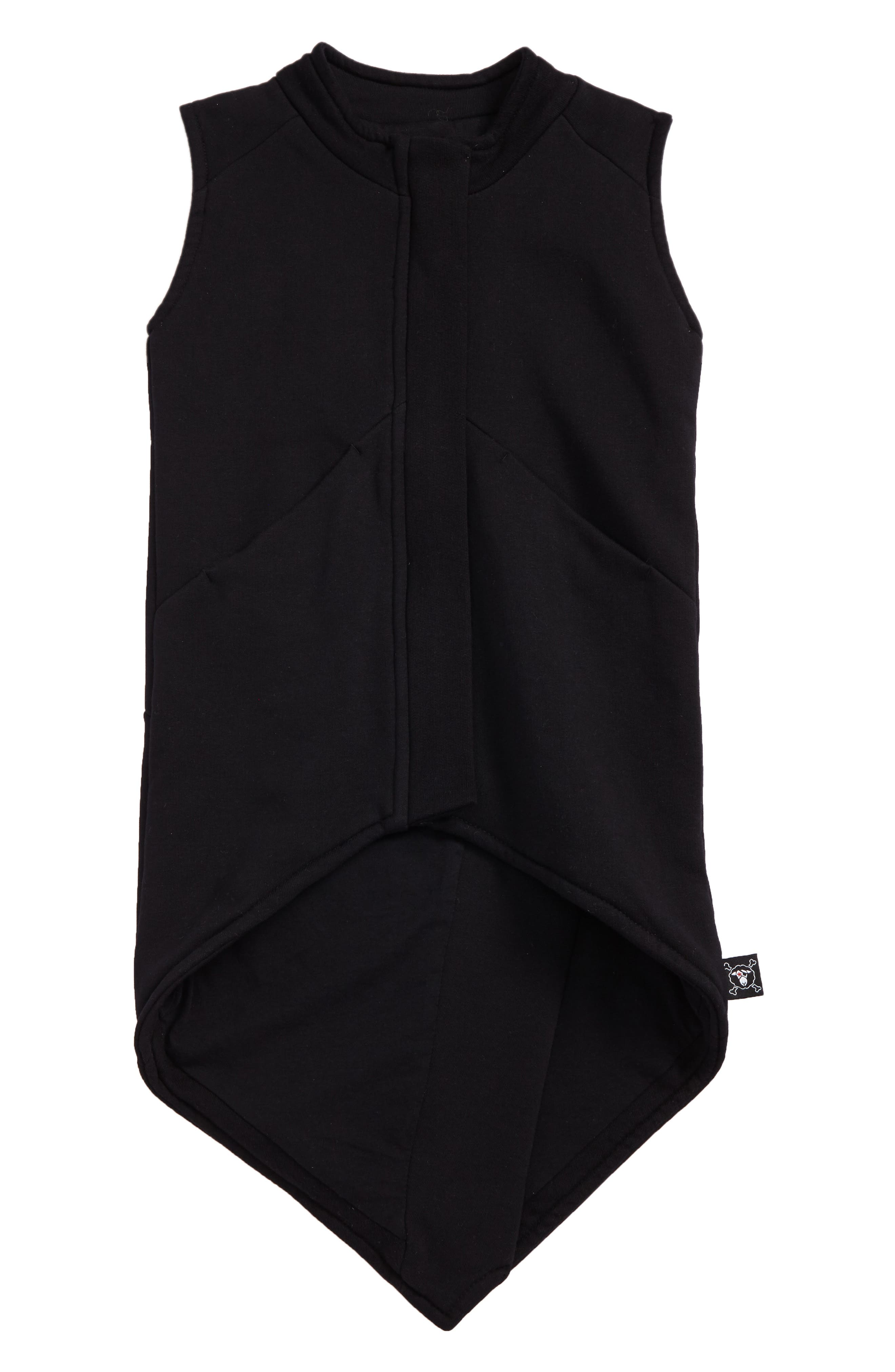 NUNUNU Tail Vest (Toddler Girls & Little Girls)