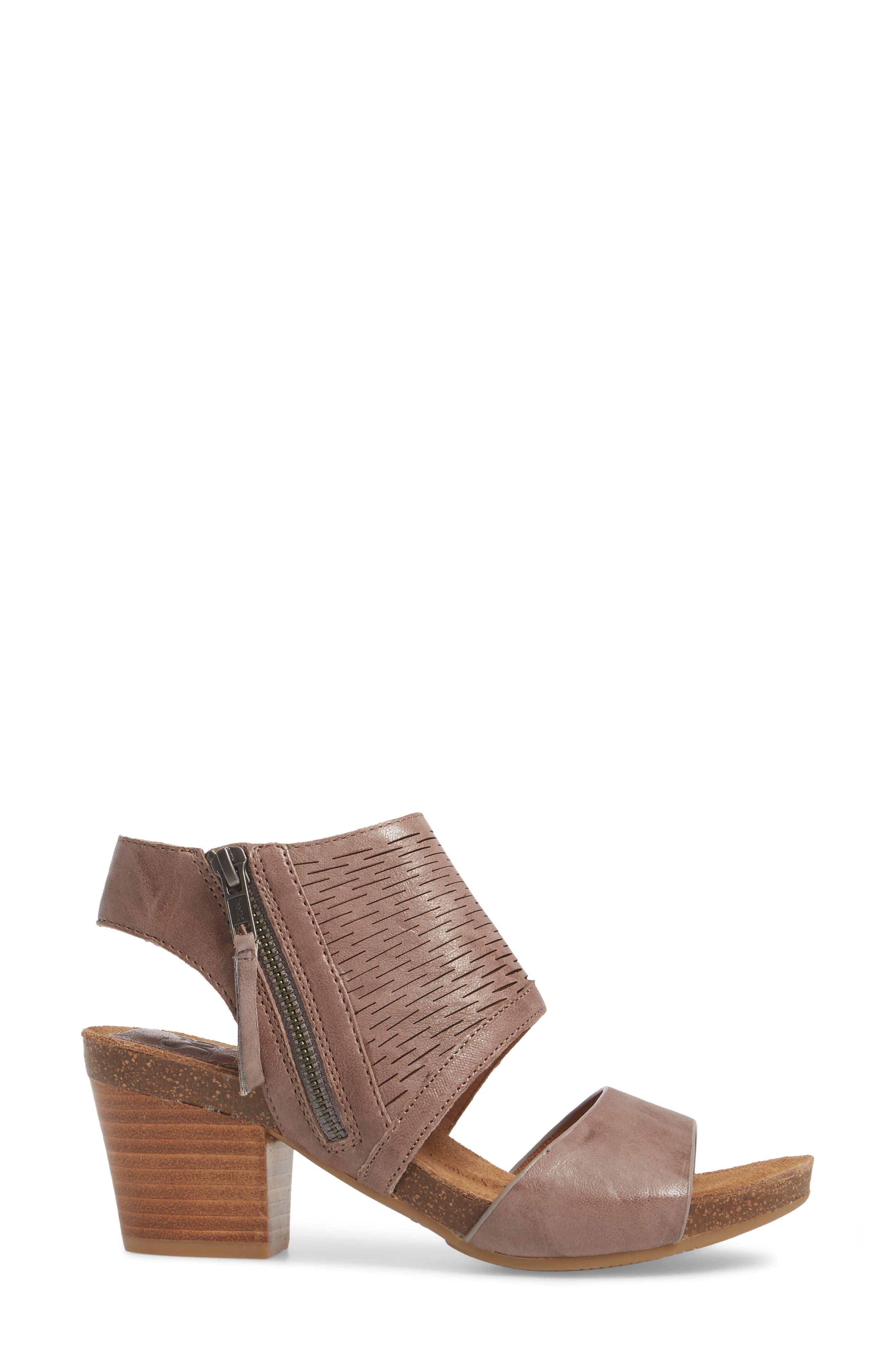 Alternate Image 3  - Söfft Milan Block Heel Sandal (Women)