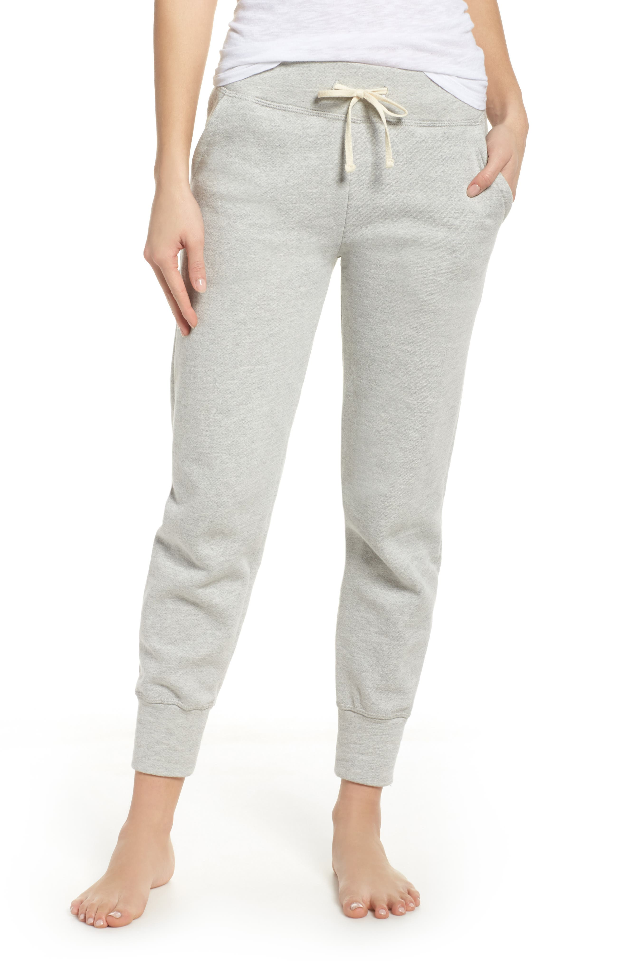 Lounge Jogger Pants,                         Main,                         color, Light Heather  Grey