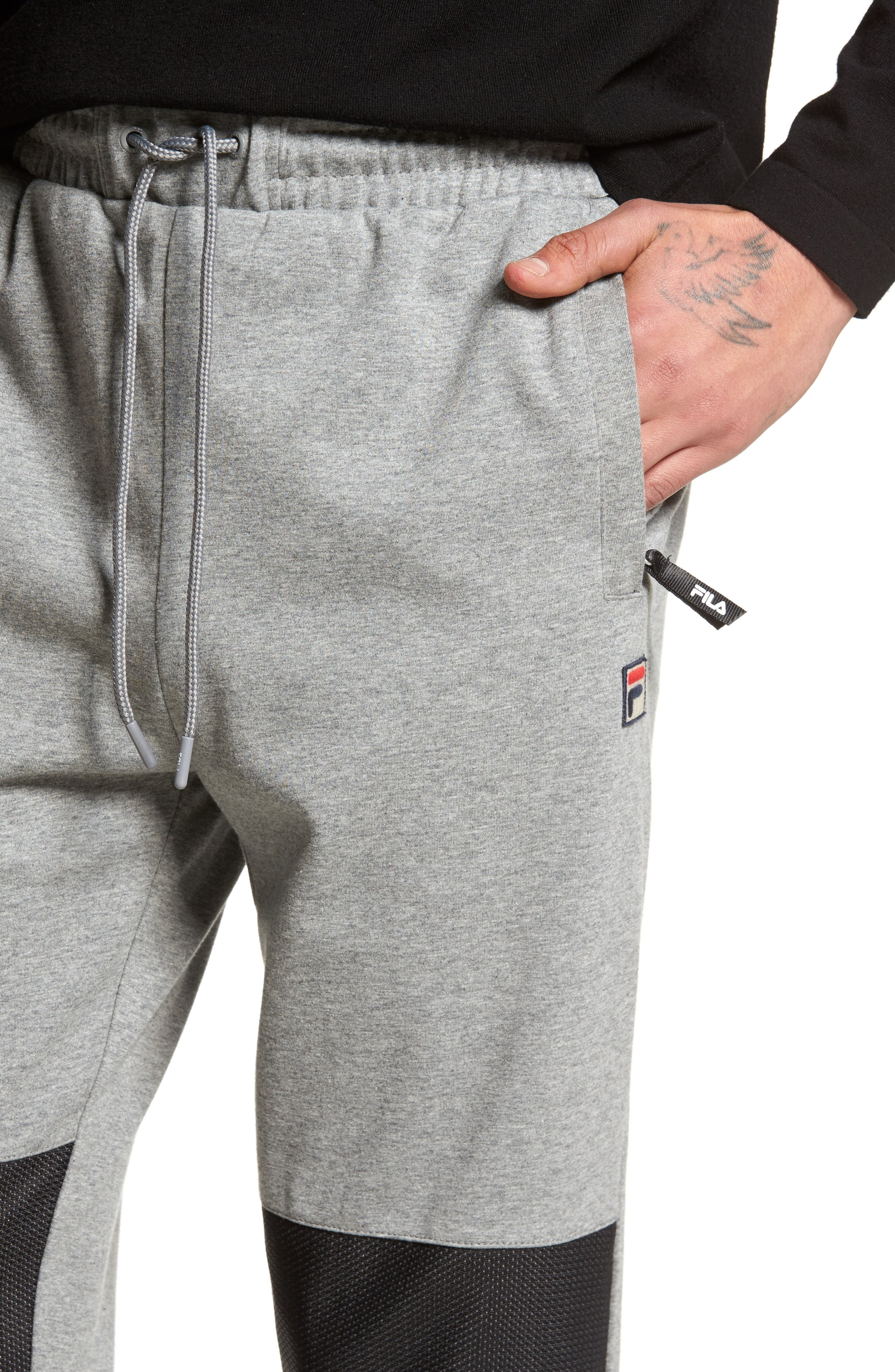 Alternate Image 4  - FILA Corey Sweatpants