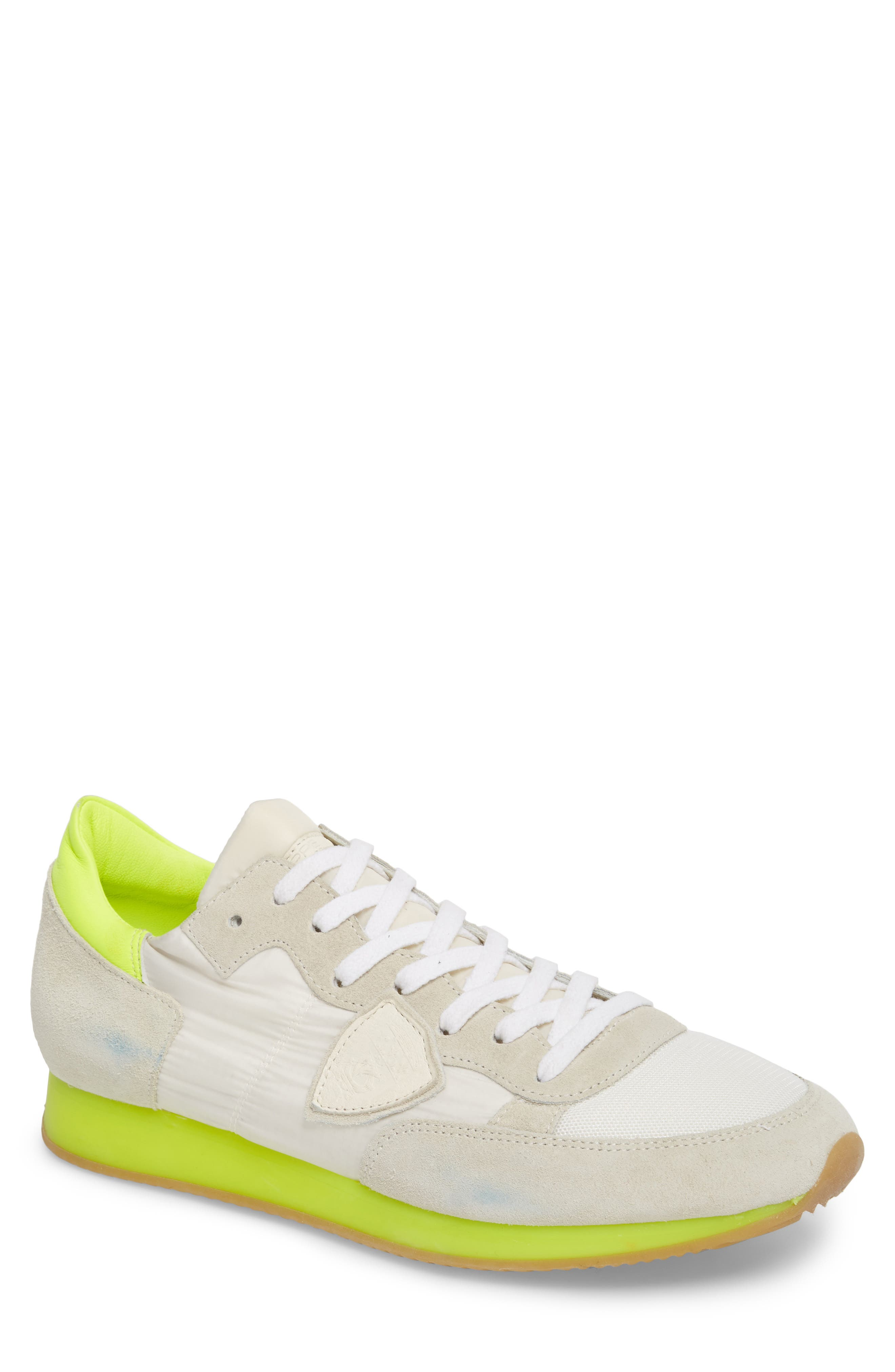 Alternate Image 1 Selected - Philippe Model Tropez Low Top Sneaker (Men)