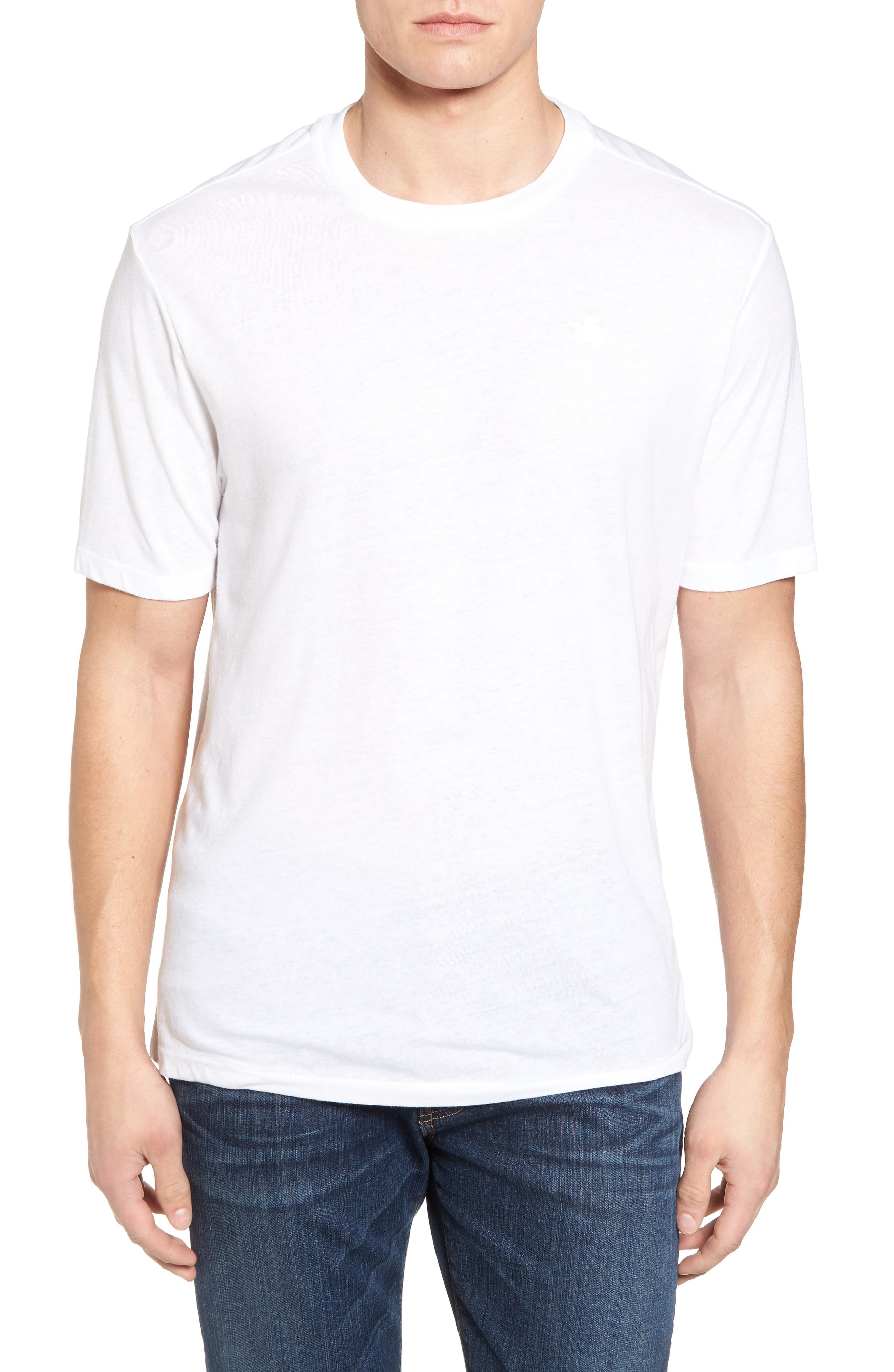 Everything is Better Graphic T-Shirt,                         Main,                         color, White