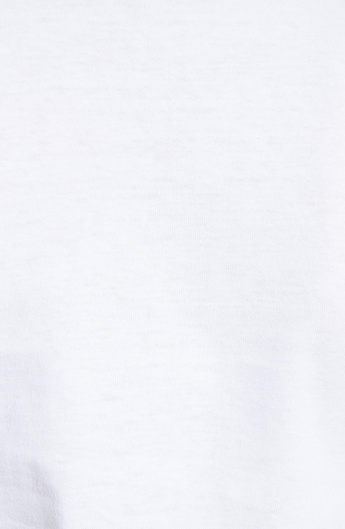 Alternate Image 4  - Comme des Garçons PLAY Logo Tee