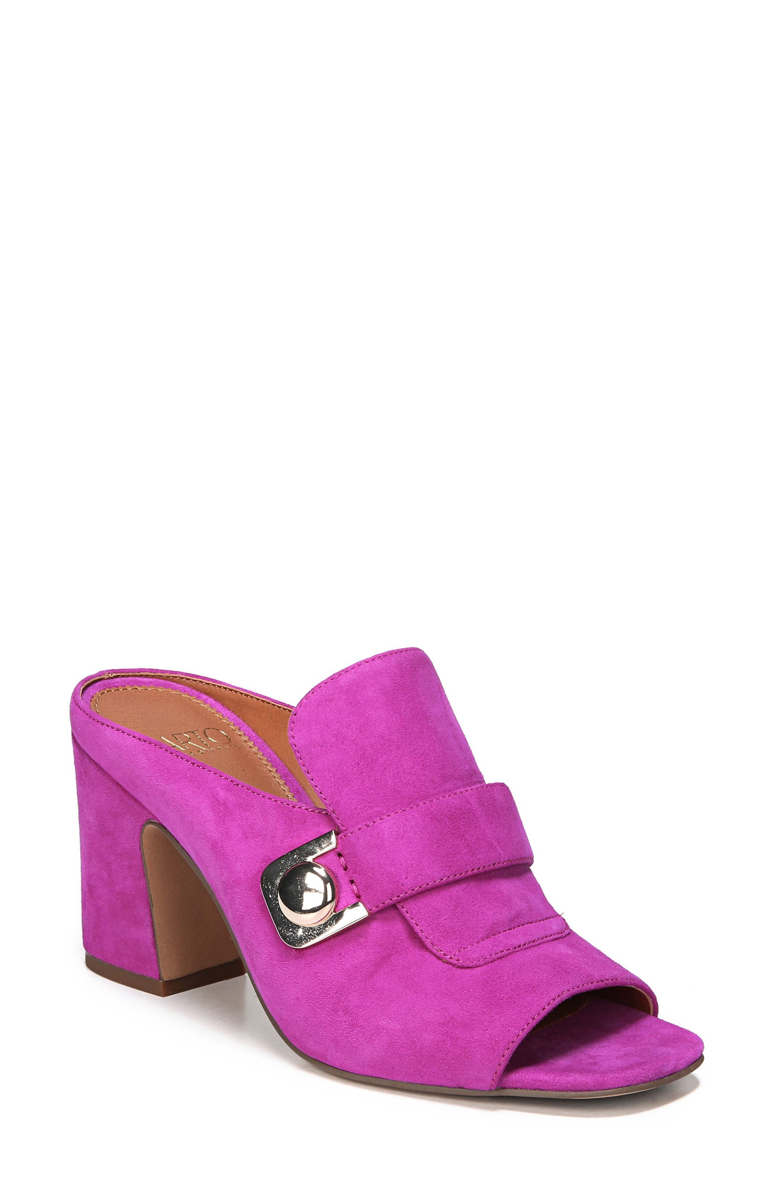 Alternate Image 1 Selected - SARTO by Franco Sarto Rosalie Block Heel Sandal (Women)