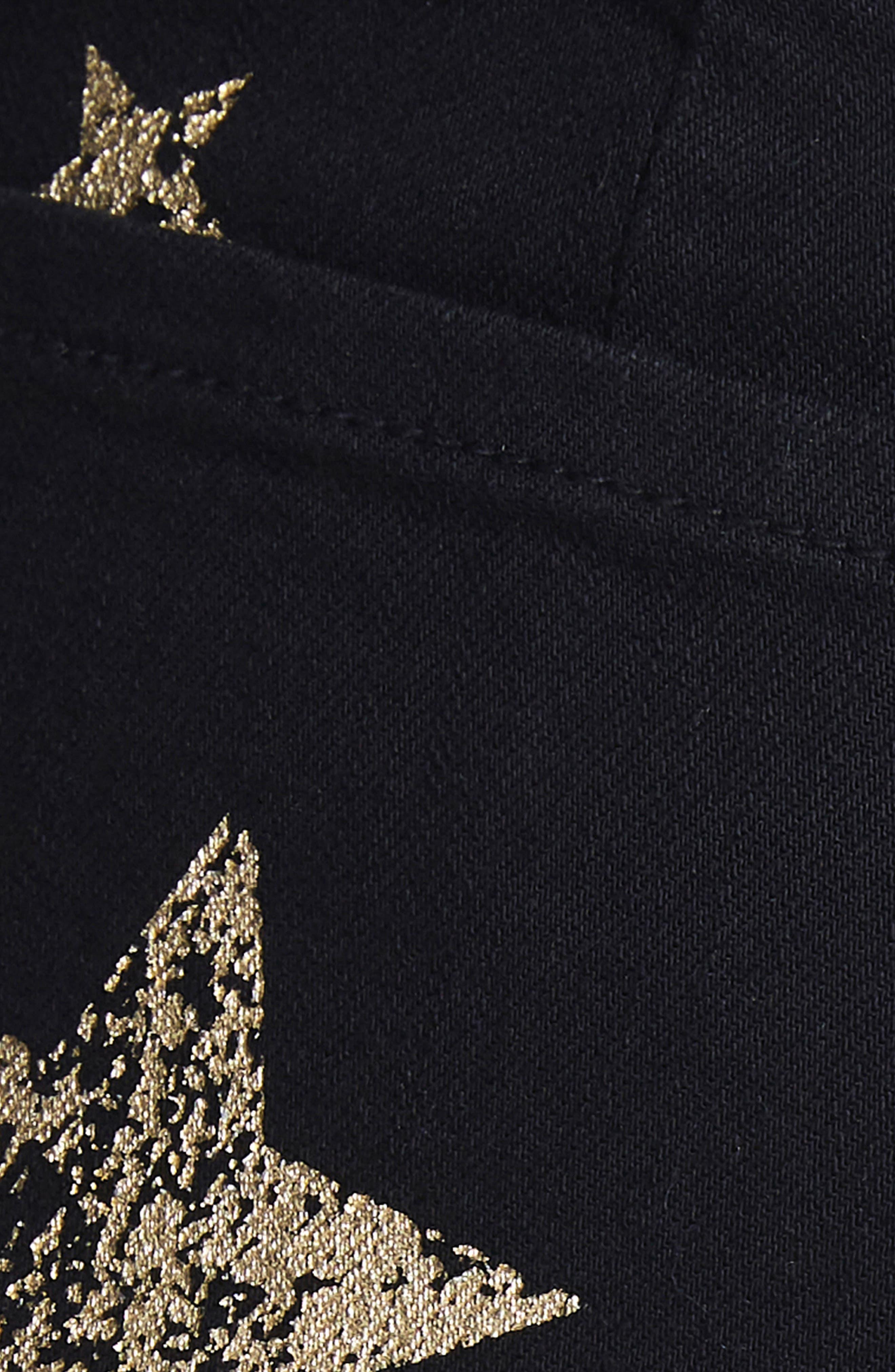 Alternate Image 6  - AFRM Kit Lace-Up High Waist Ankle Skinny Jeans (Rock Star)