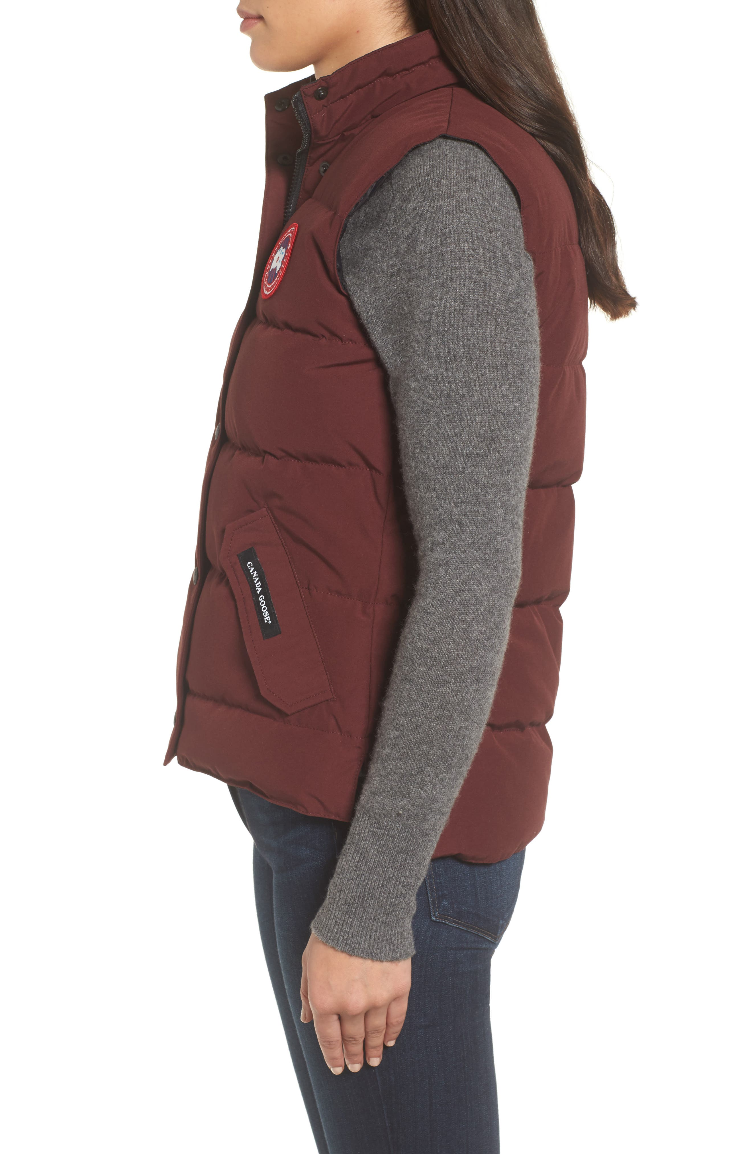 Alternate Image 3  - Canada Goose 'Freestyle' Slim Fit Down Vest (Online Only)