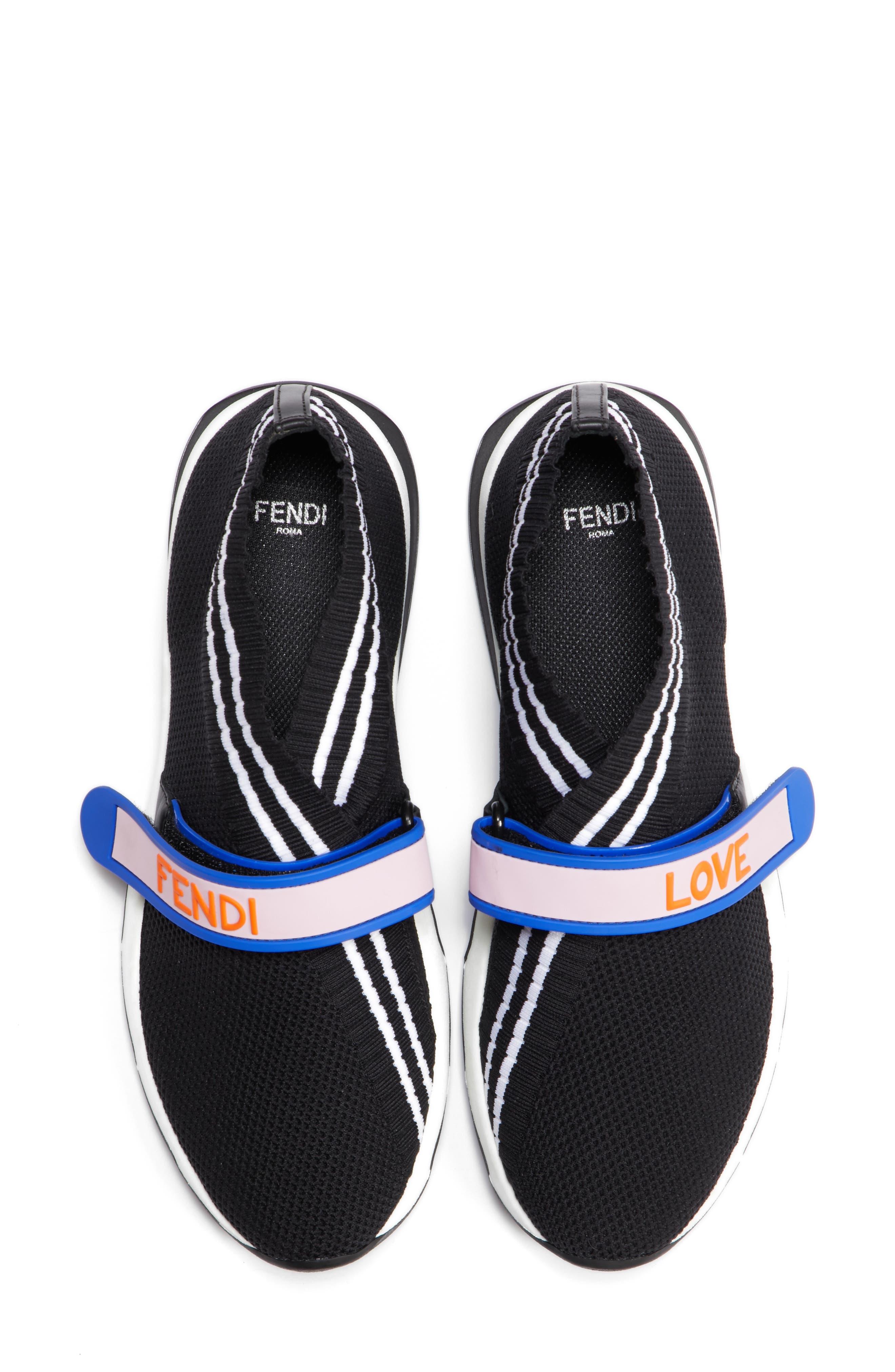Rockoko Mismatch Sneaker,                             Alternate thumbnail 5, color,                             Black