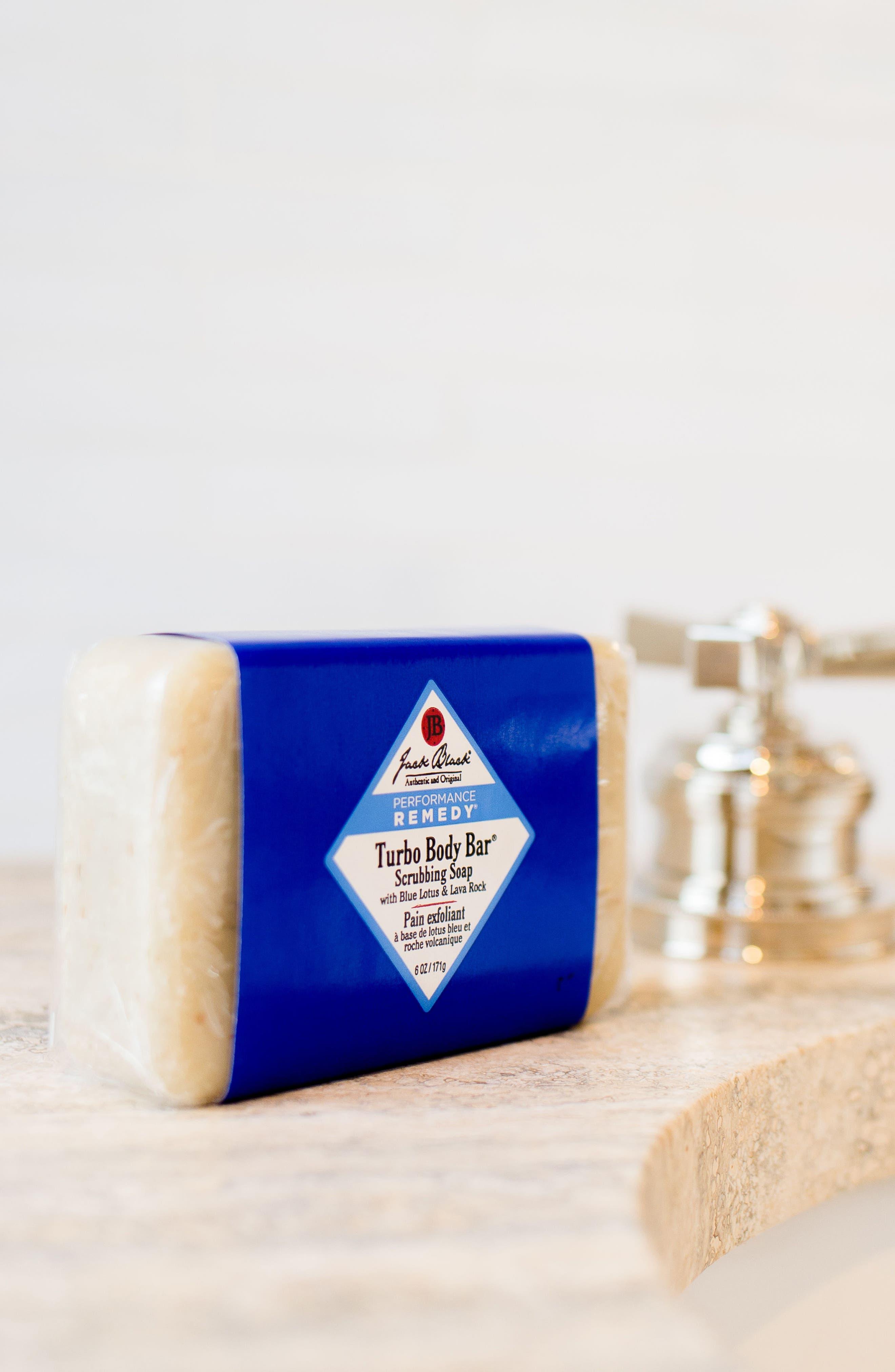 Alternate Image 2  - Jack Black 'Turbo Body Bar' Scrubbing Soap
