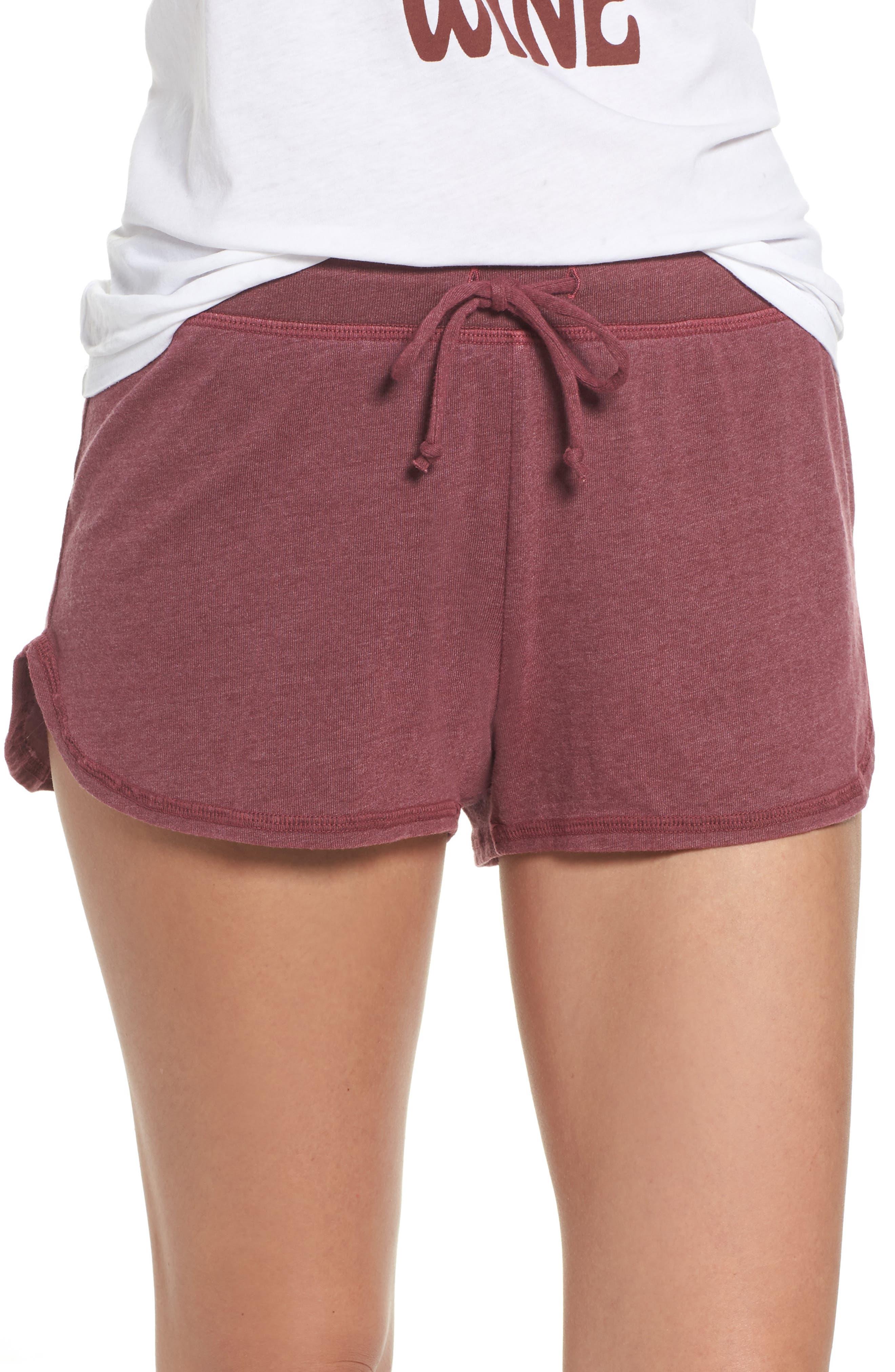 Dreamer Lounge Shorts,                         Main,                         color, Saint
