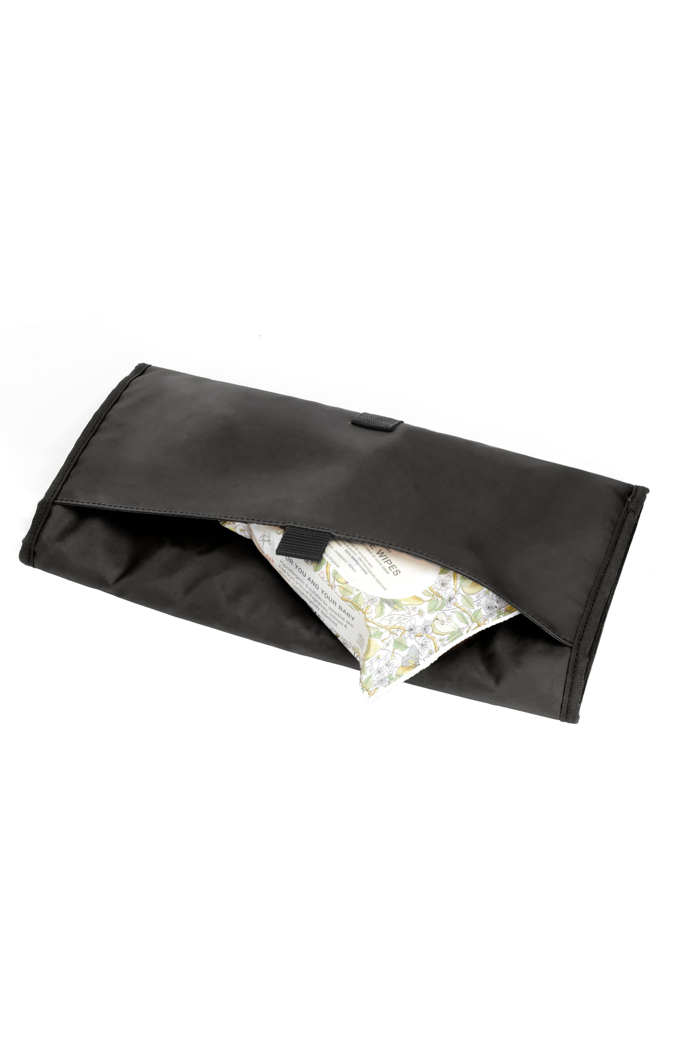 Alternate Image 3  - Storksak 'Sandy' Diaper Bag