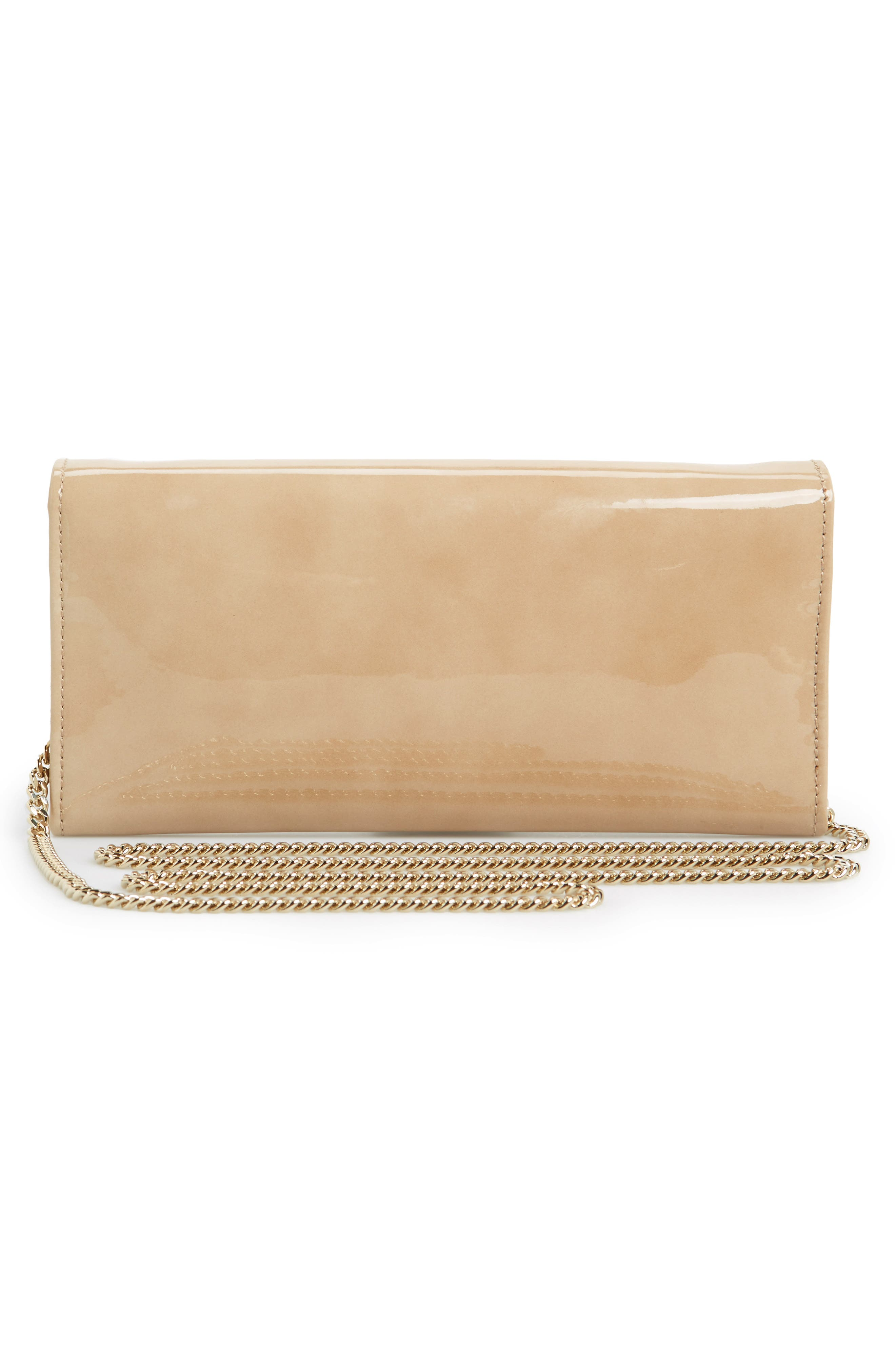 Alternate Image 3  - Jimmy Choo Milla Leather Wallet on a Chain