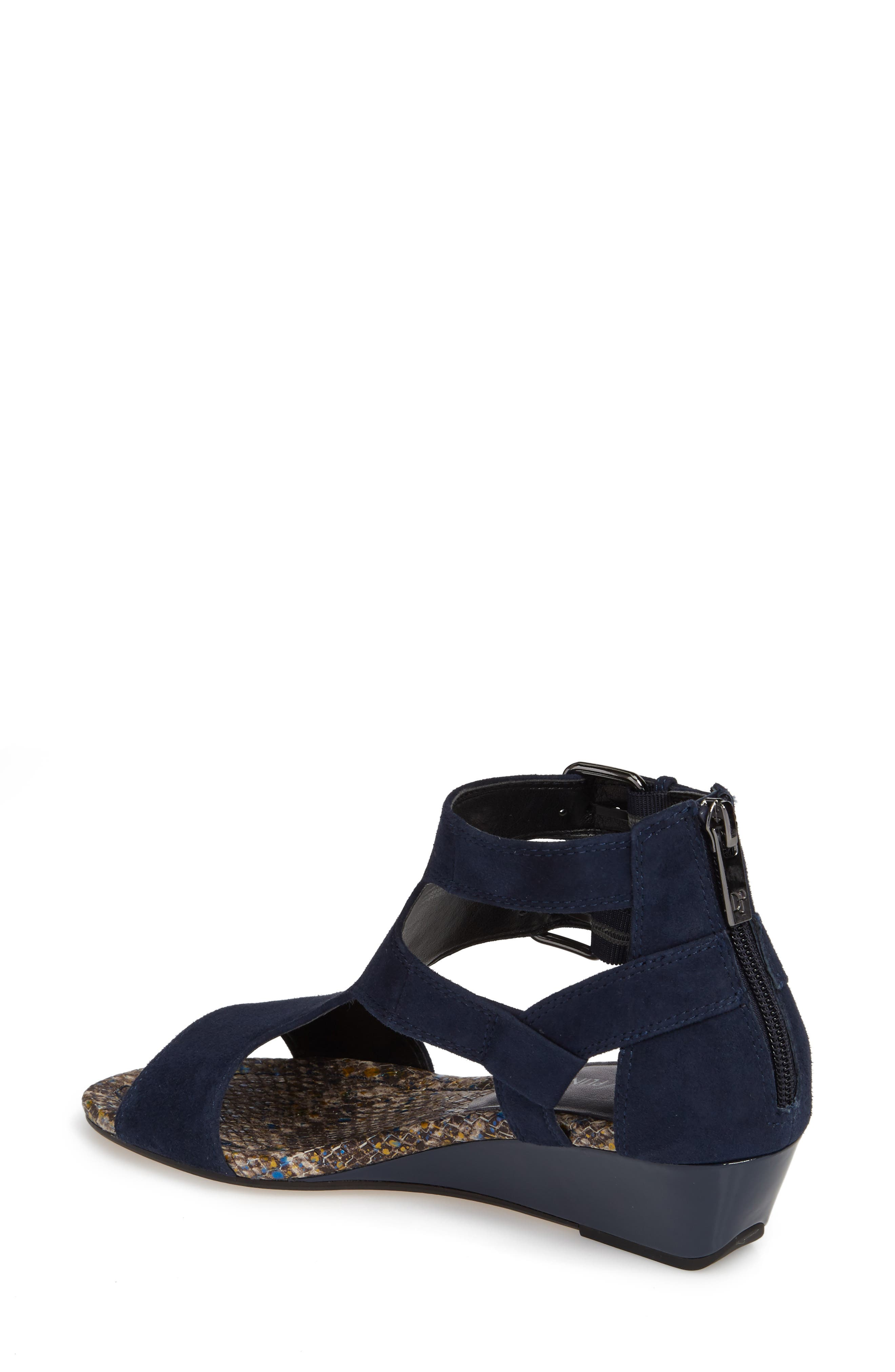 Alternate Image 2  - Donald Pliner Eden II Wedge Sandal (Women)