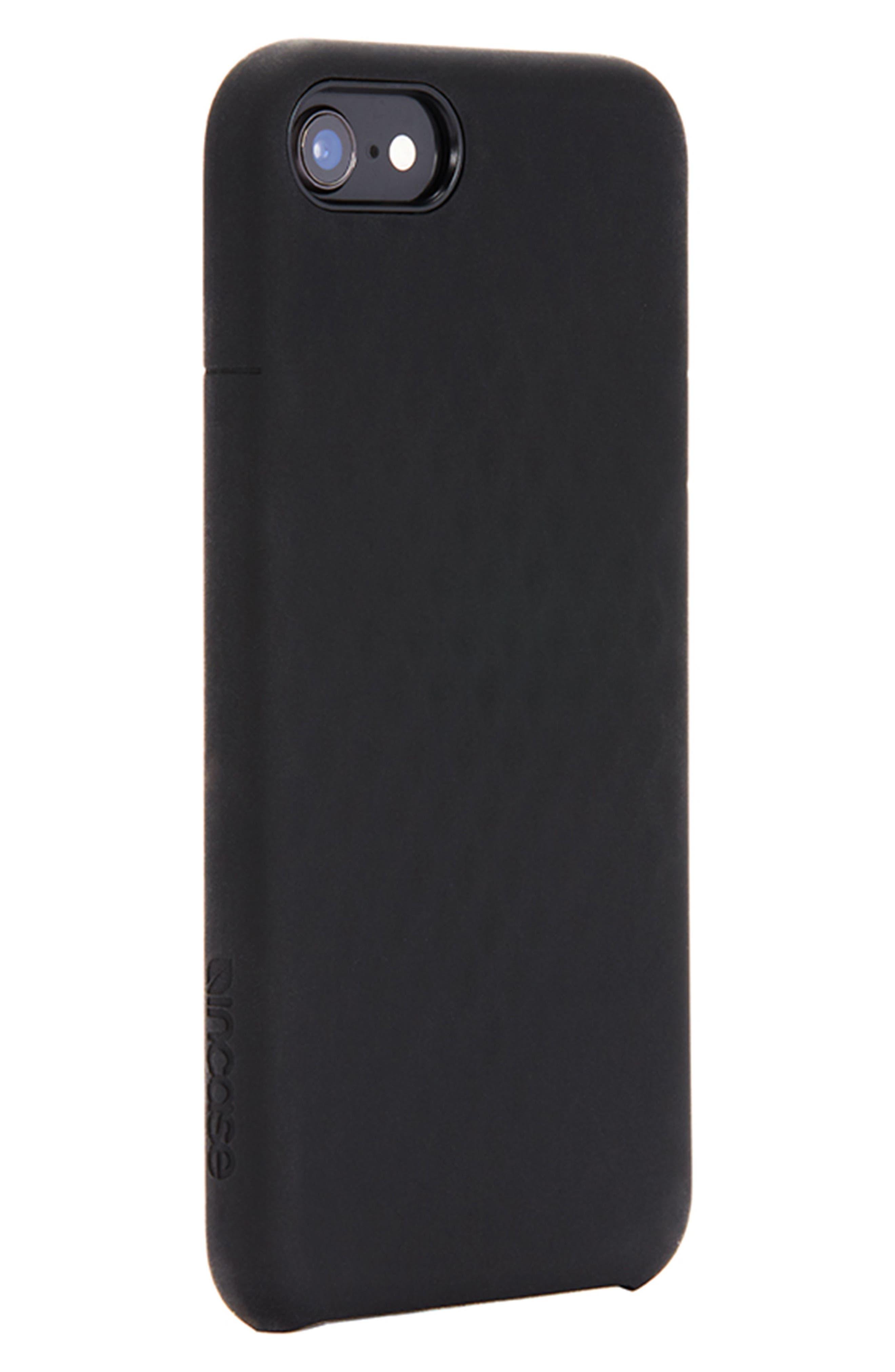 Facet iPhone 7/8 Case,                             Alternate thumbnail 7, color,                             Black