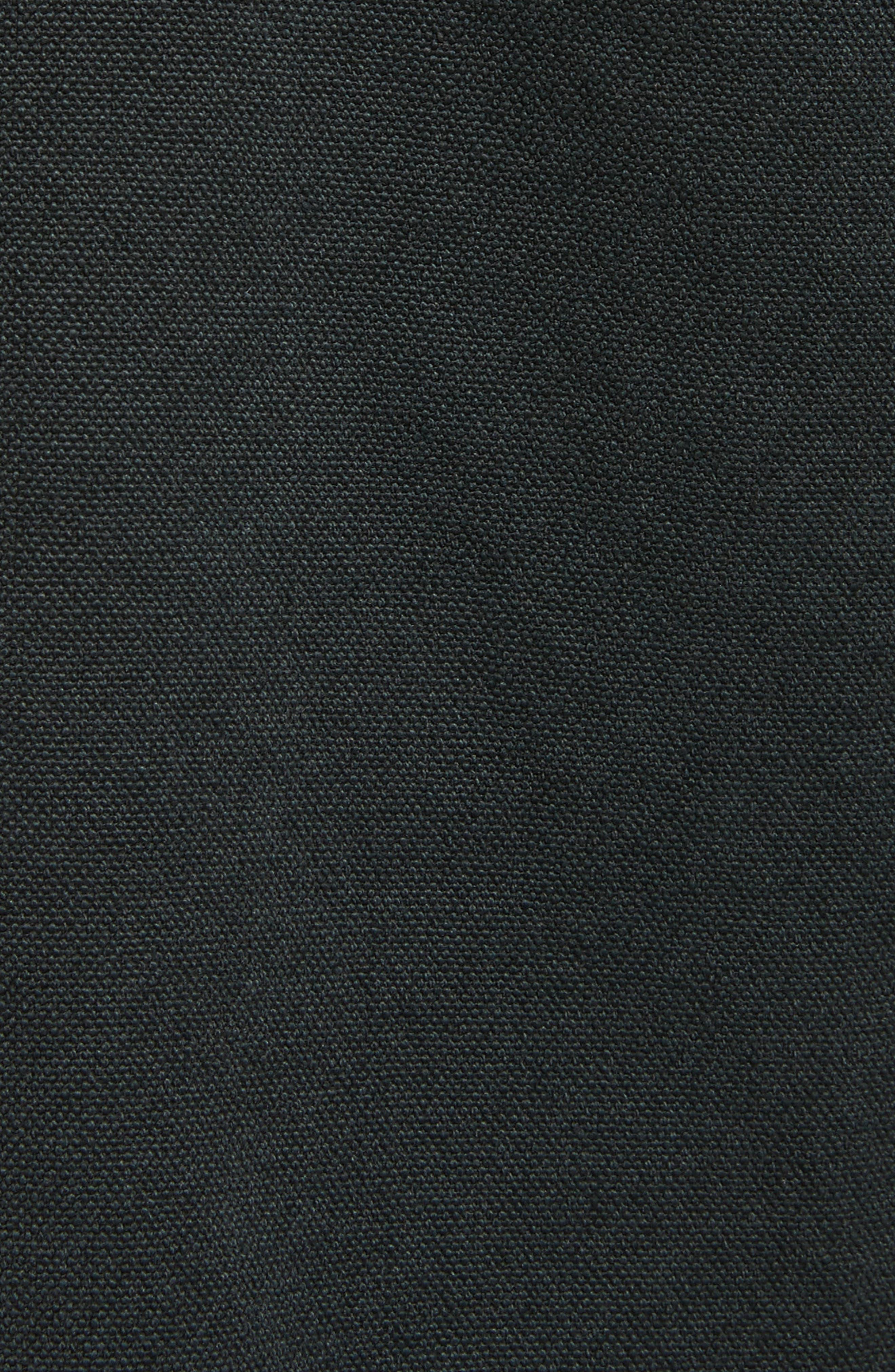 Anselm Wide Leg Patch Cargo Pants,                             Alternate thumbnail 5, color,                             Coal Black