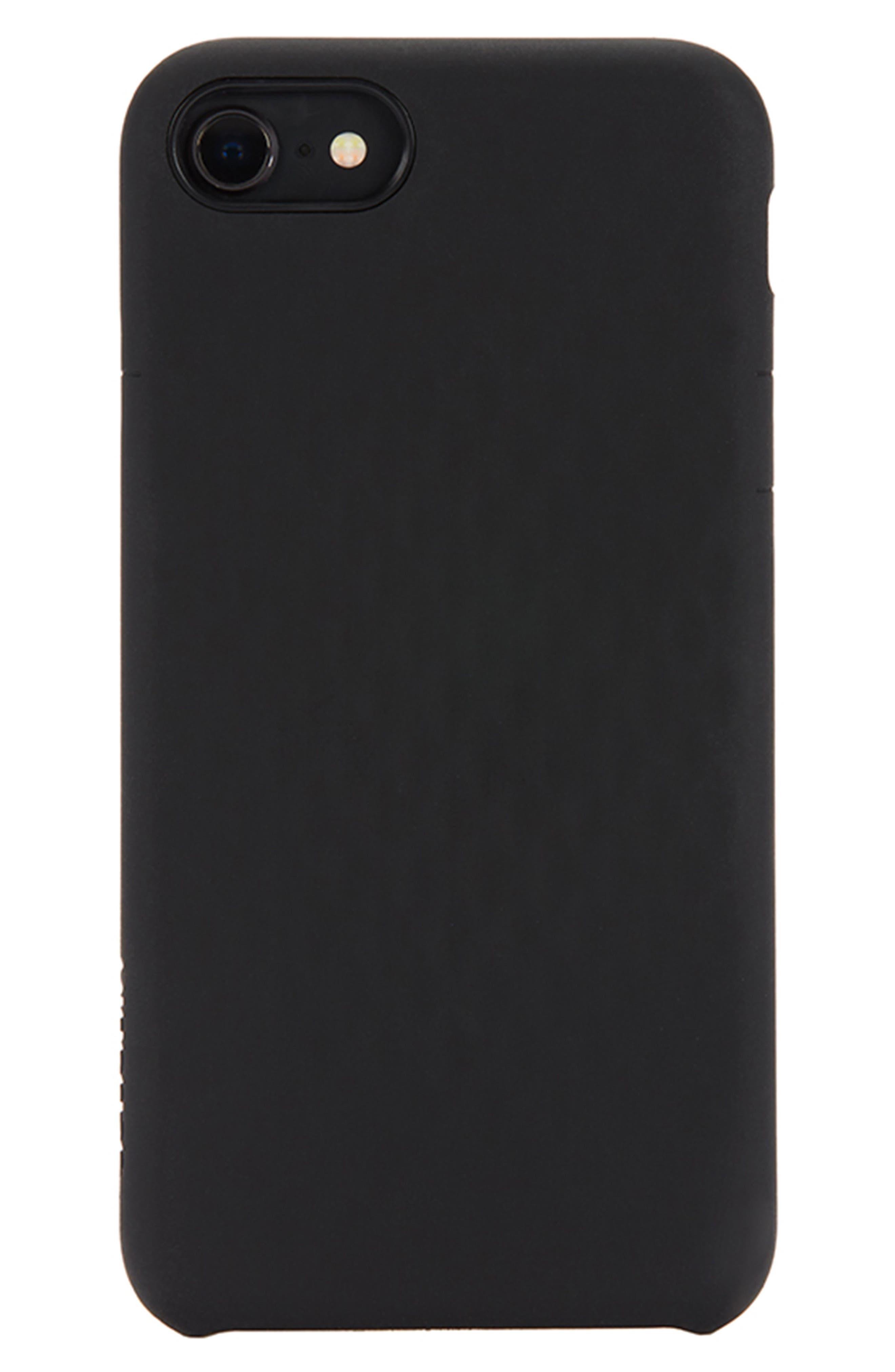 Facet iPhone 7/8 Case,                         Main,                         color, Black