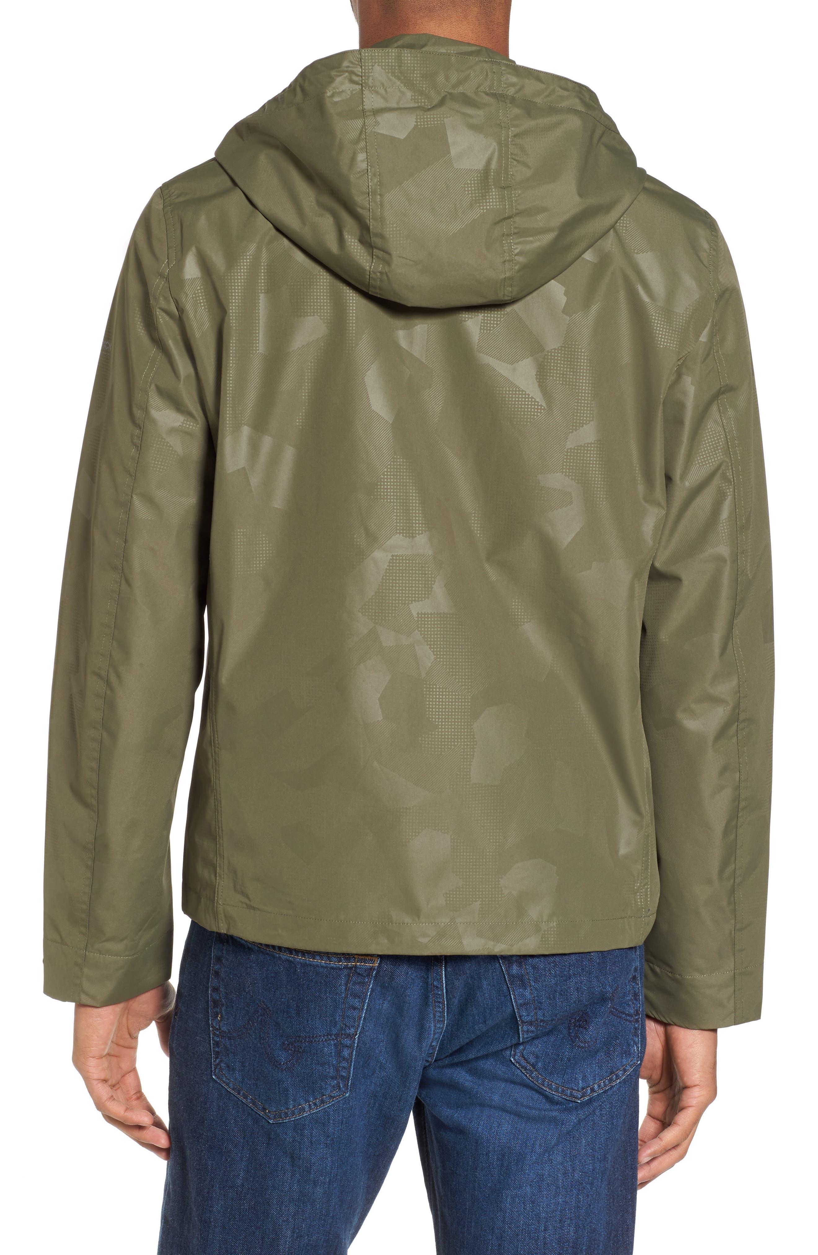 Alternate Image 2  - Woolrich John Rich & Bros. Atlantic Camo Hooded Jacket