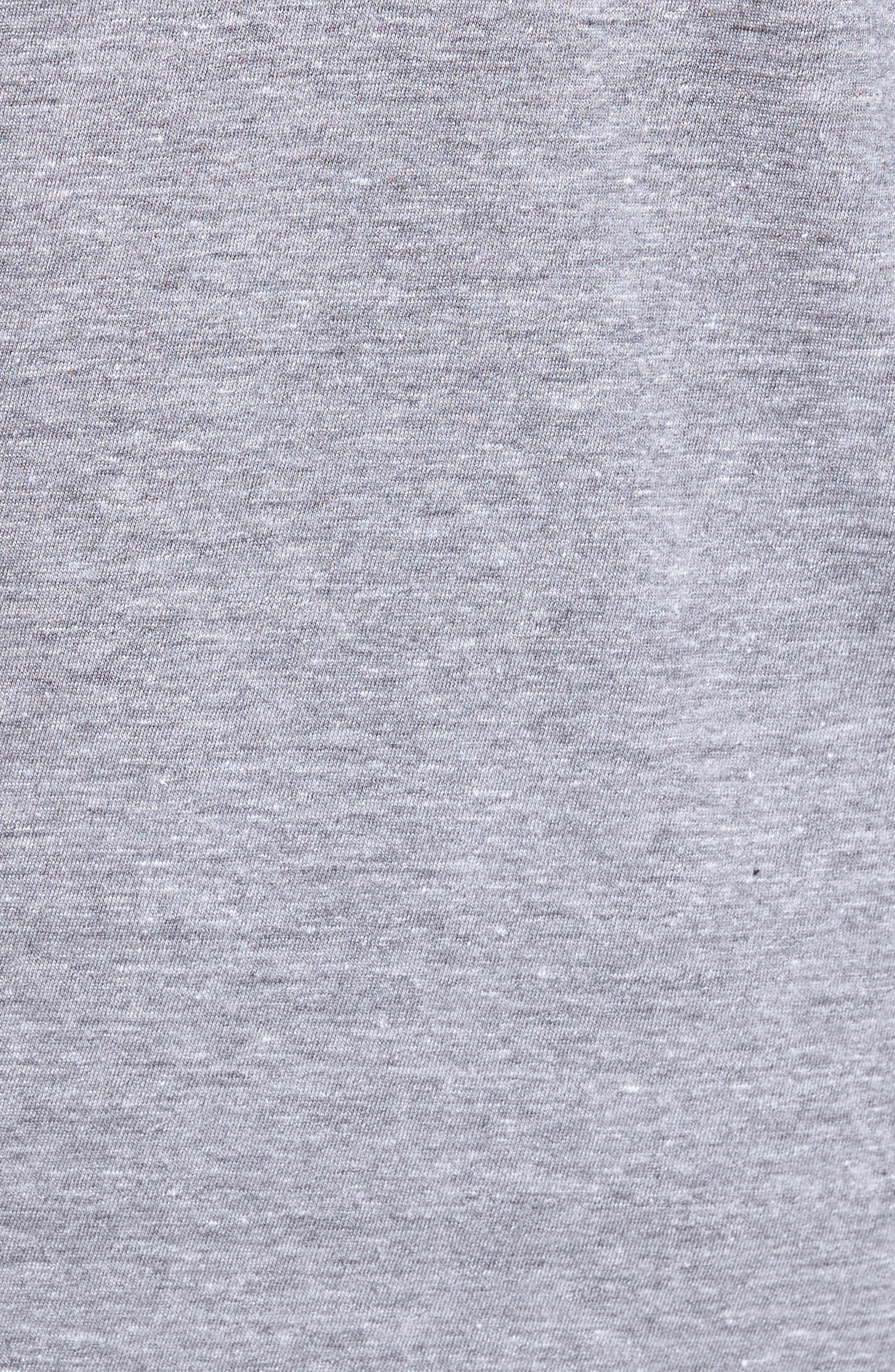 I'm So Hood T-Shirt,                             Alternate thumbnail 5, color,                             Tri Athletic Grey