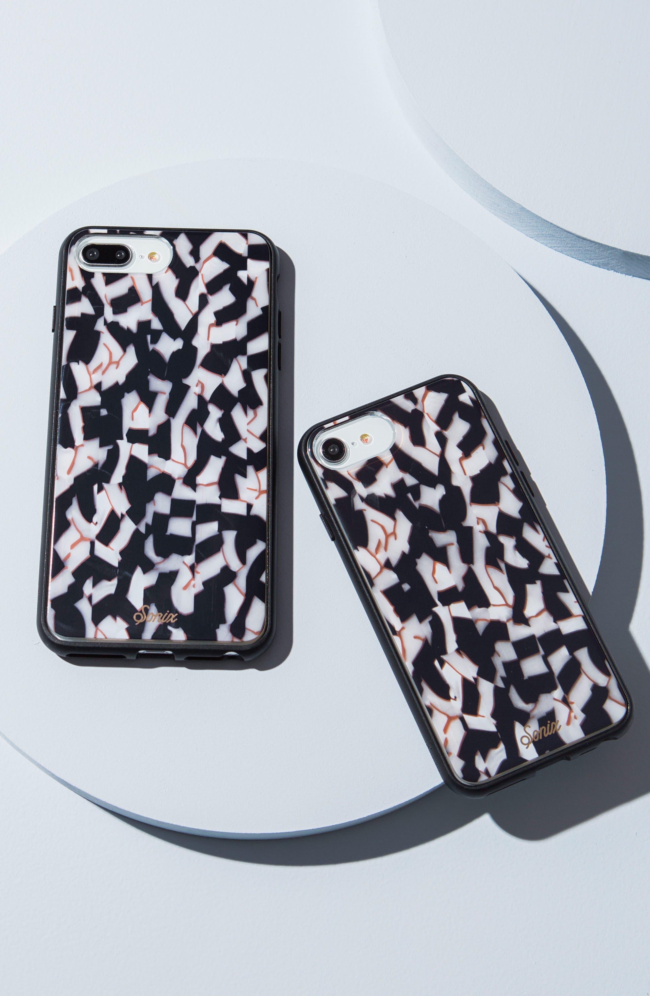 Alternate Image 4  - Sonix Pearlescent Black iPhone 6/6s/7/8 & 6/6s/7/8 Plus Case
