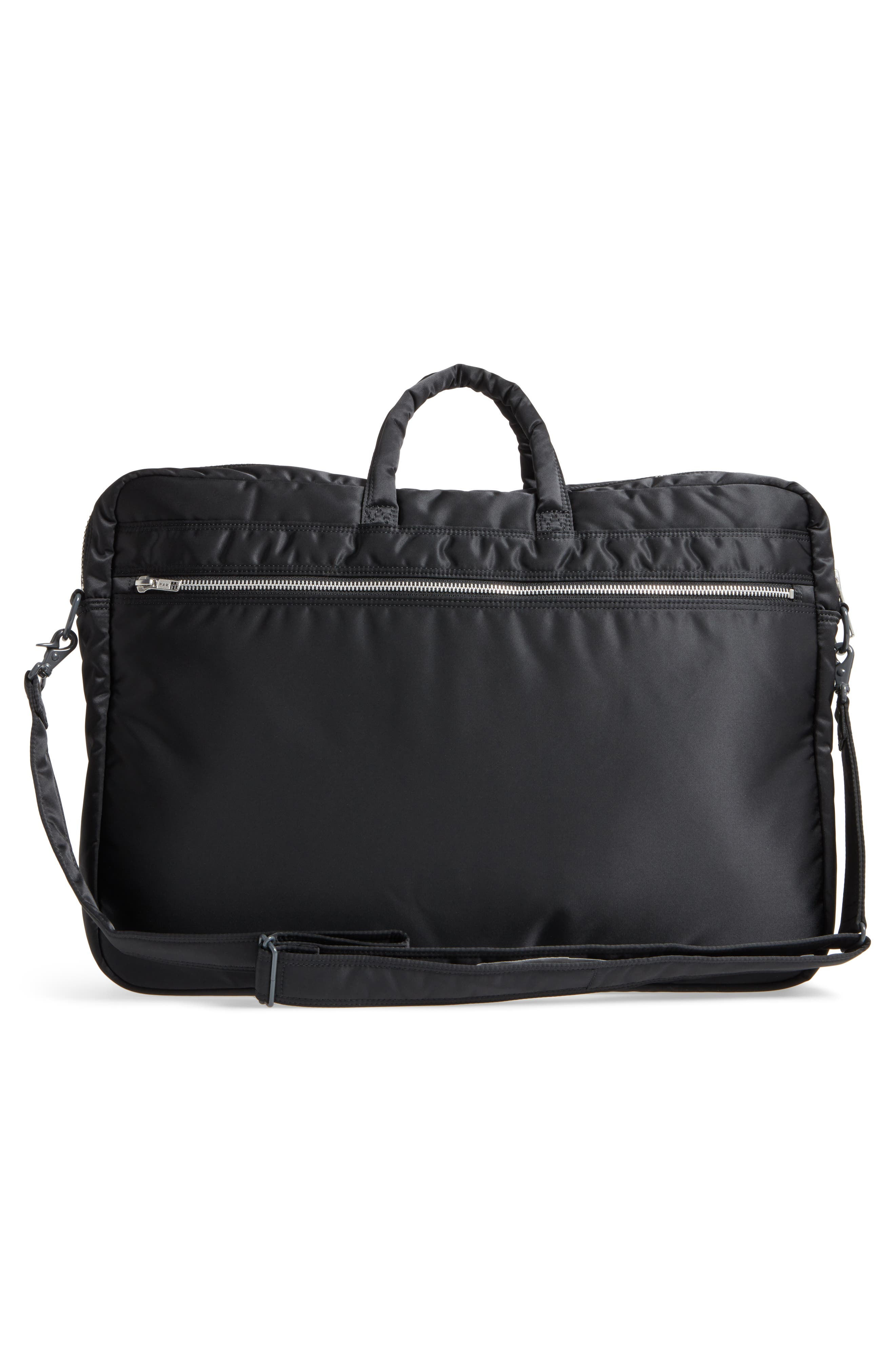 Porter-Yoshida & Co. Tanker Two-Way Briefcase,                             Alternate thumbnail 3, color,                             Black